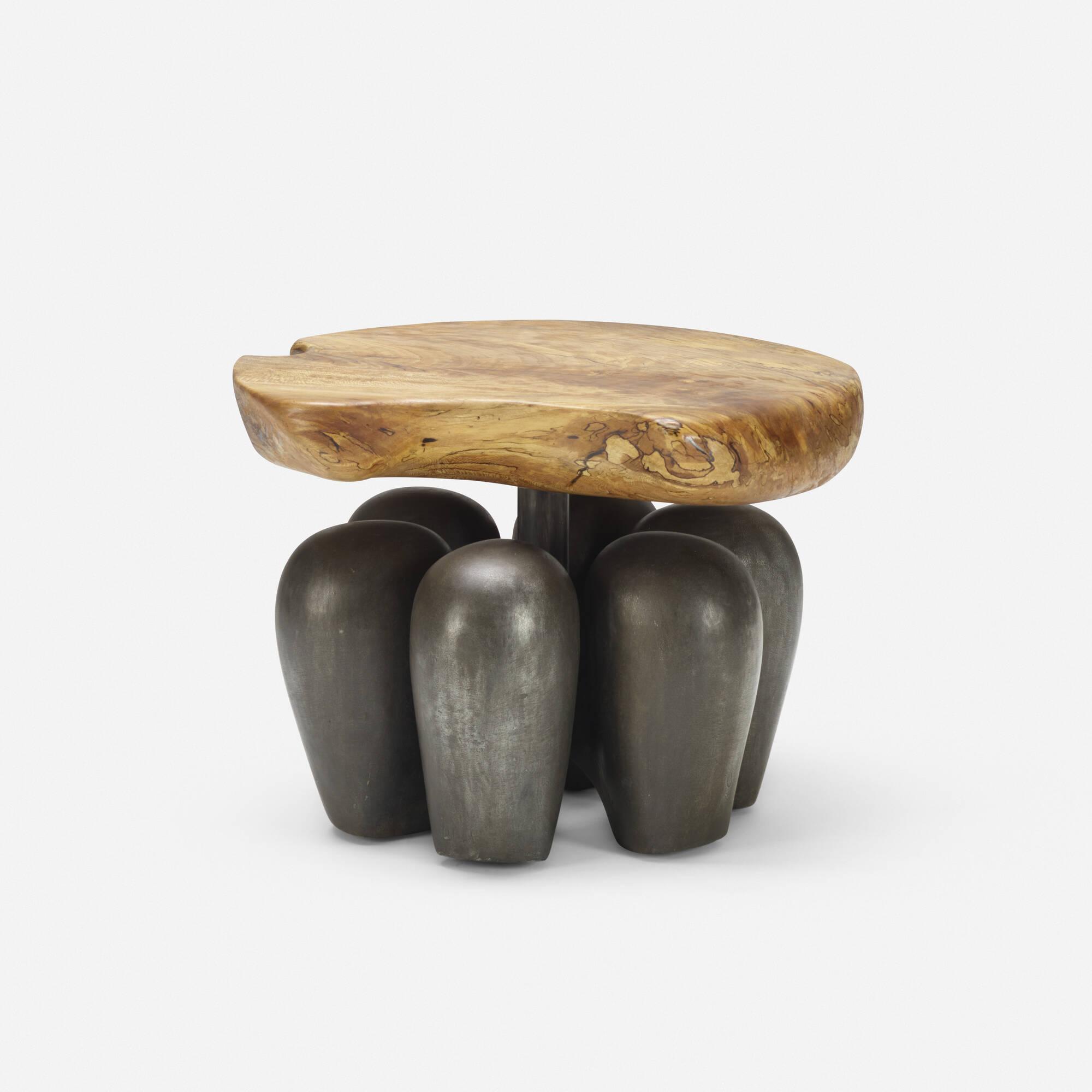 196: Jordan Mozer / prototype Truffala occasional table (1 of 2)
