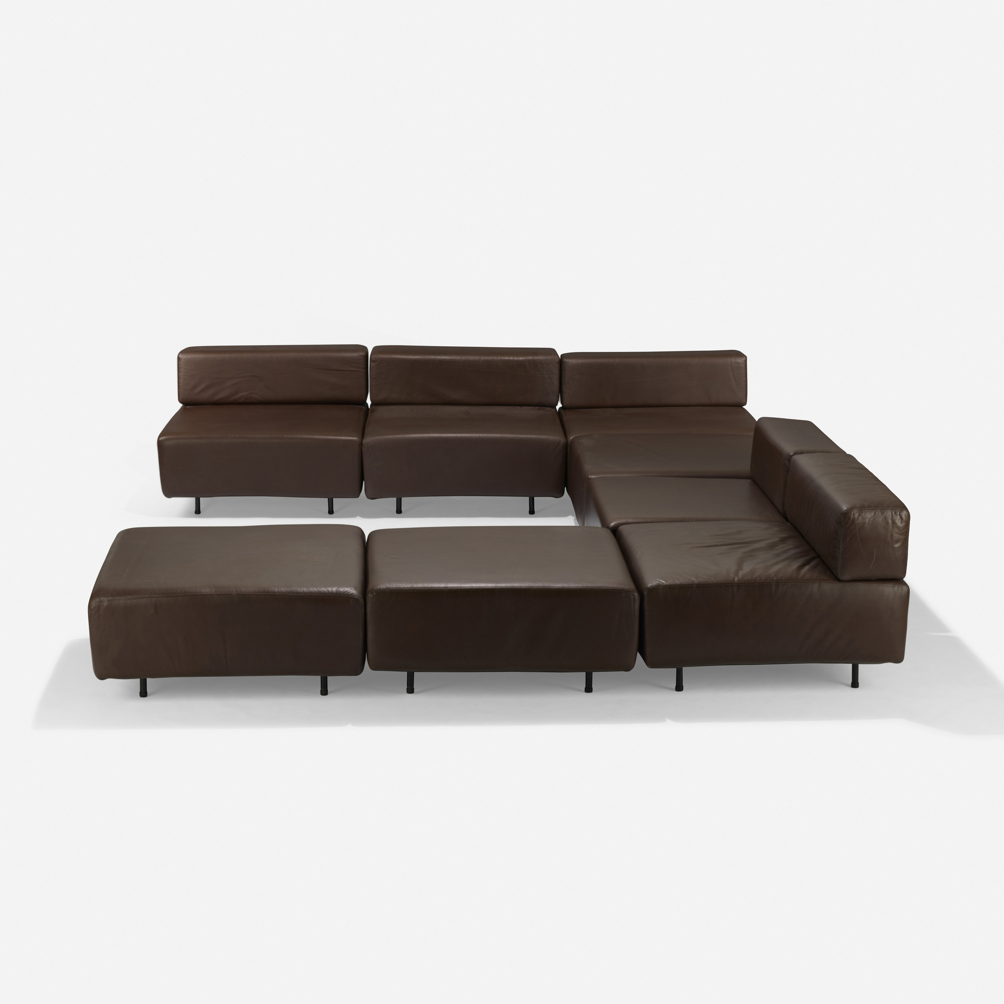 196: Harvey Probber / Cubo sectional (2 of 3)