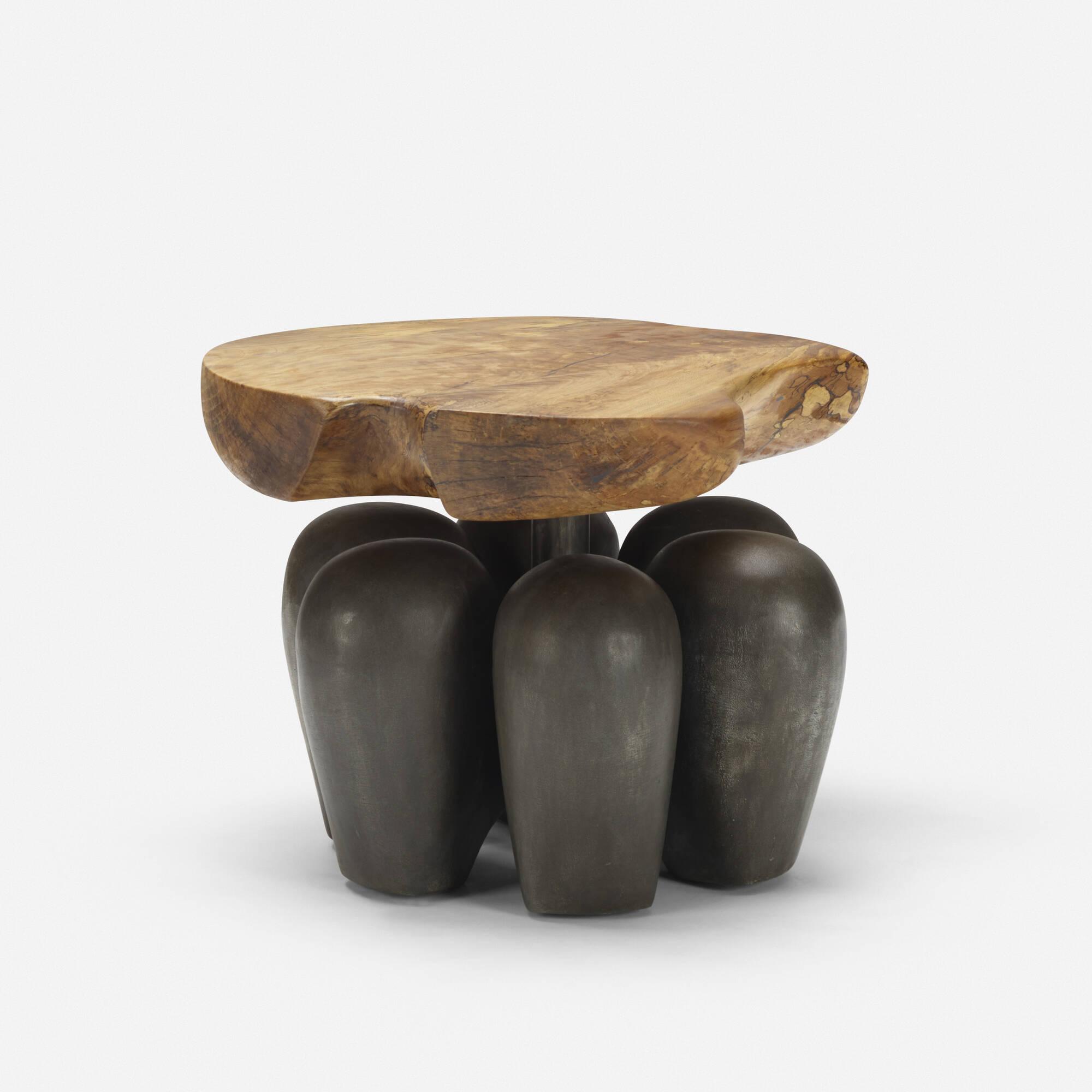 196: Jordan Mozer / prototype Truffala occasional table (2 of 2)