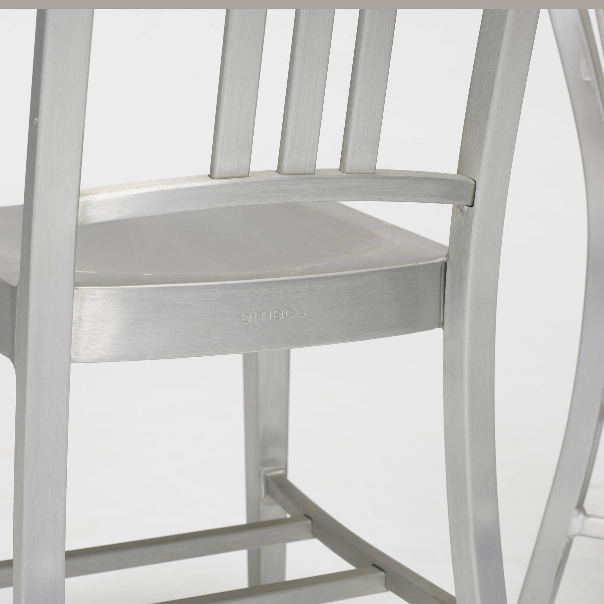 ... 197: Emeco / Navy Chairs, Set Of Ten (3 Of 3)