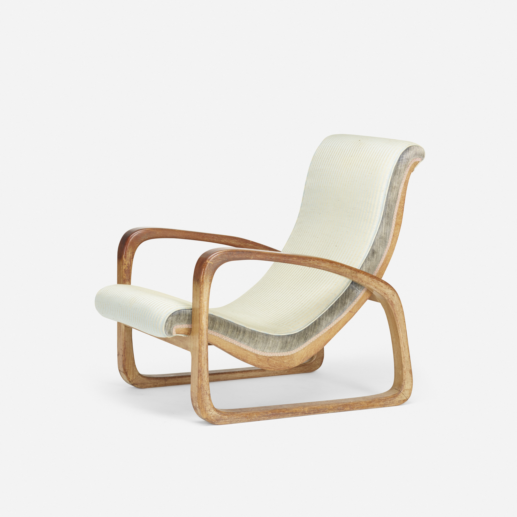 198: Martin Craig And Ann Hatfield / Lounge Chair (1 Of 3)