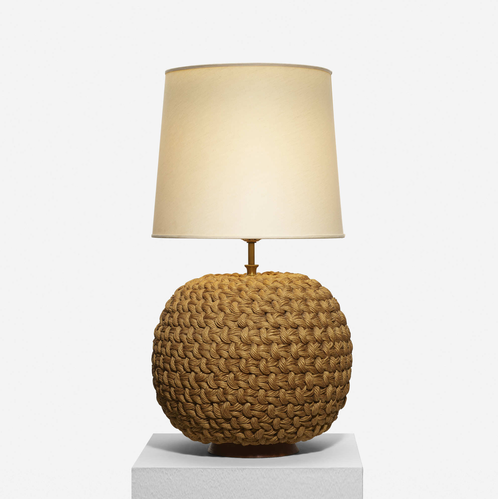198: Selected by Samuel Marx / table lamp from the Morton D. May House (1 of 1)