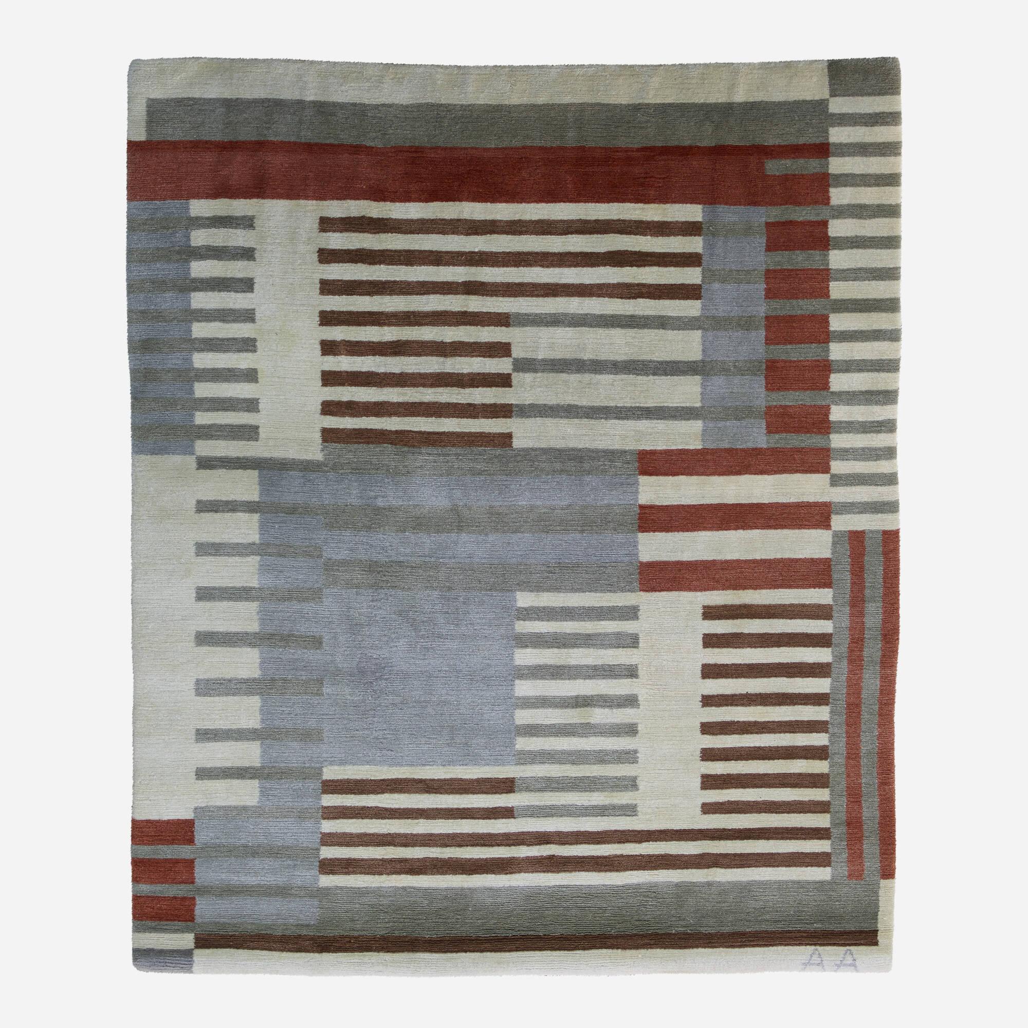 198: Anni Albers / Smyrna rug (1 of 1)