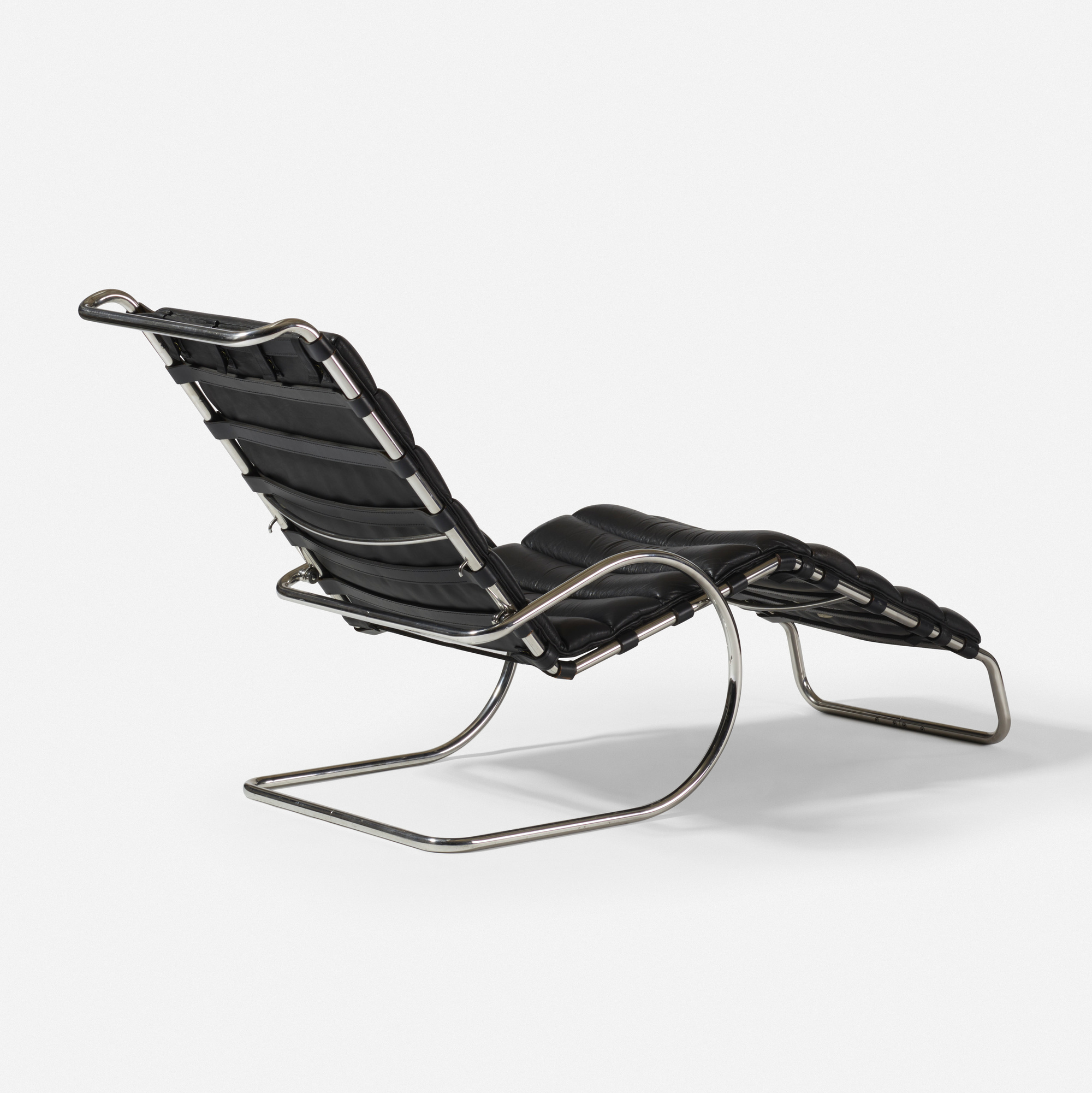 ... 198: Ludwig Mies Van Der Rohe / Model 242 Chaise Lounge (2 Of 2