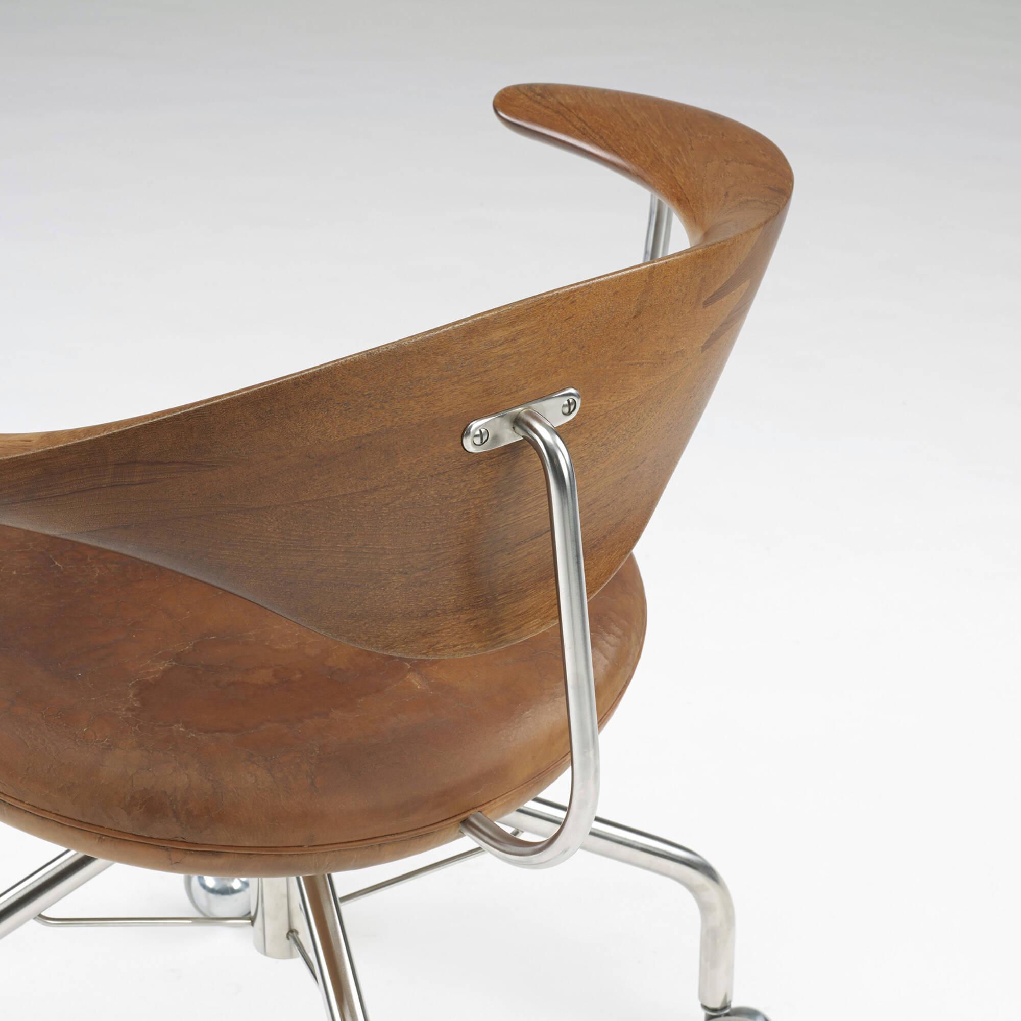 198: Hans J. Wegner / Swivel chair (4 of 9)
