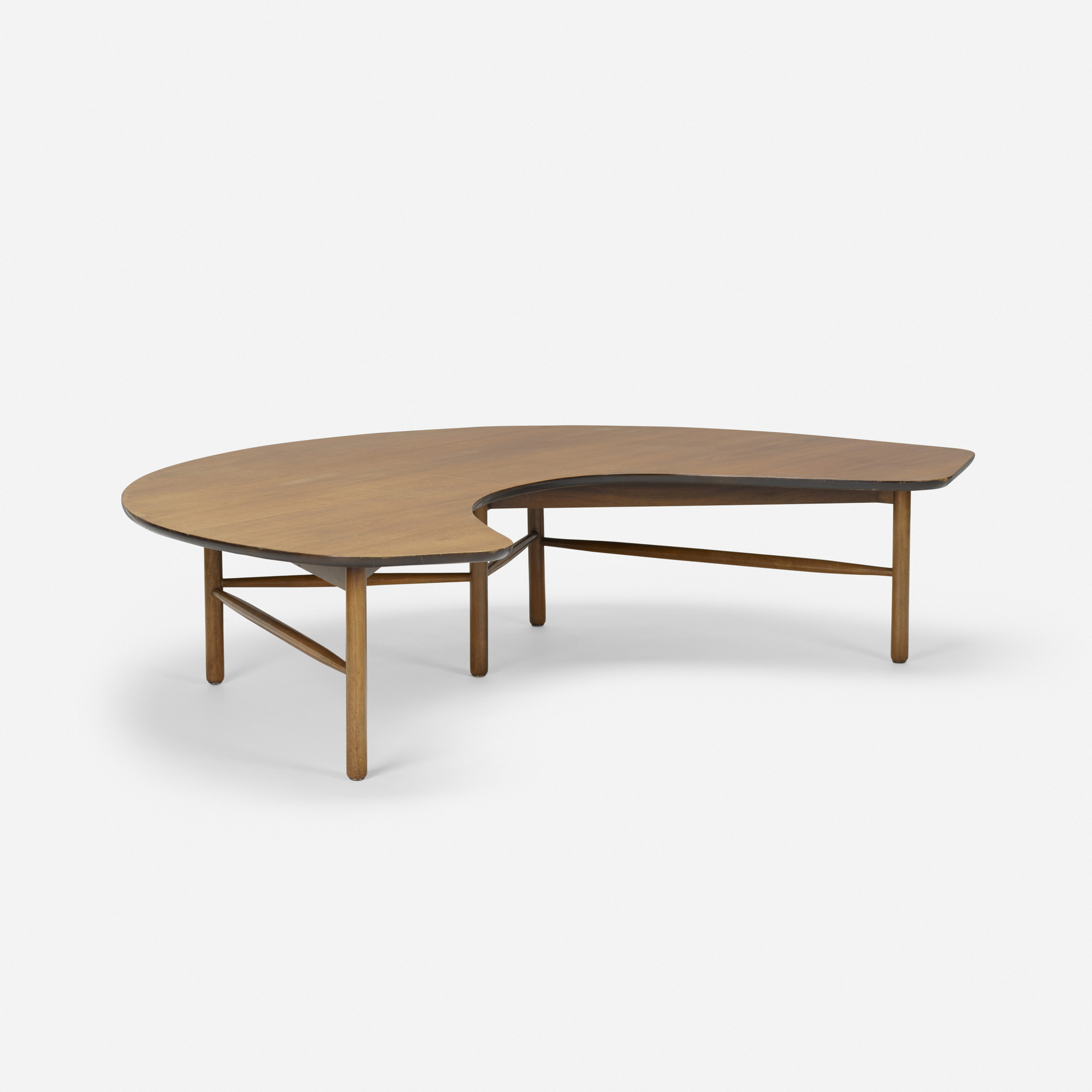 Super 199 Greta Magnusson Grossman Coffee Table American Gmtry Best Dining Table And Chair Ideas Images Gmtryco