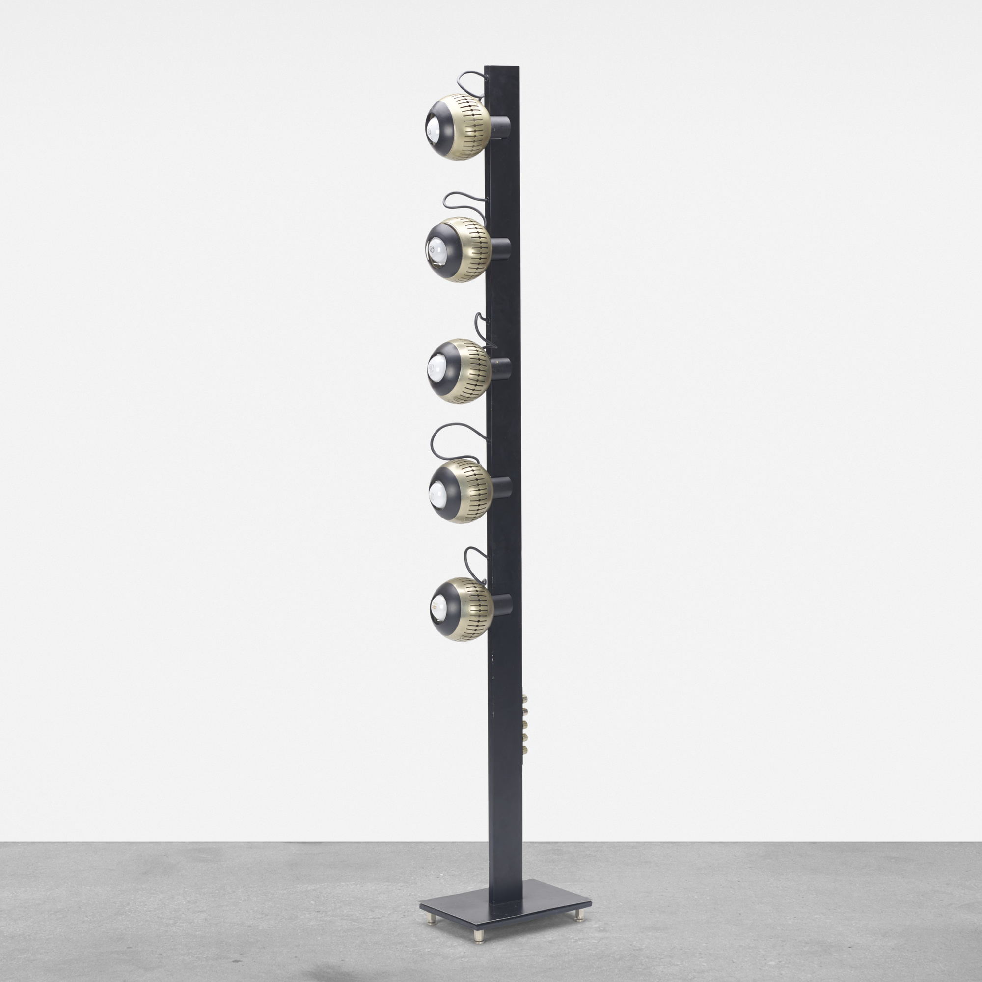 199: Angelo Lelii / rare floor lamp (1 of 2)