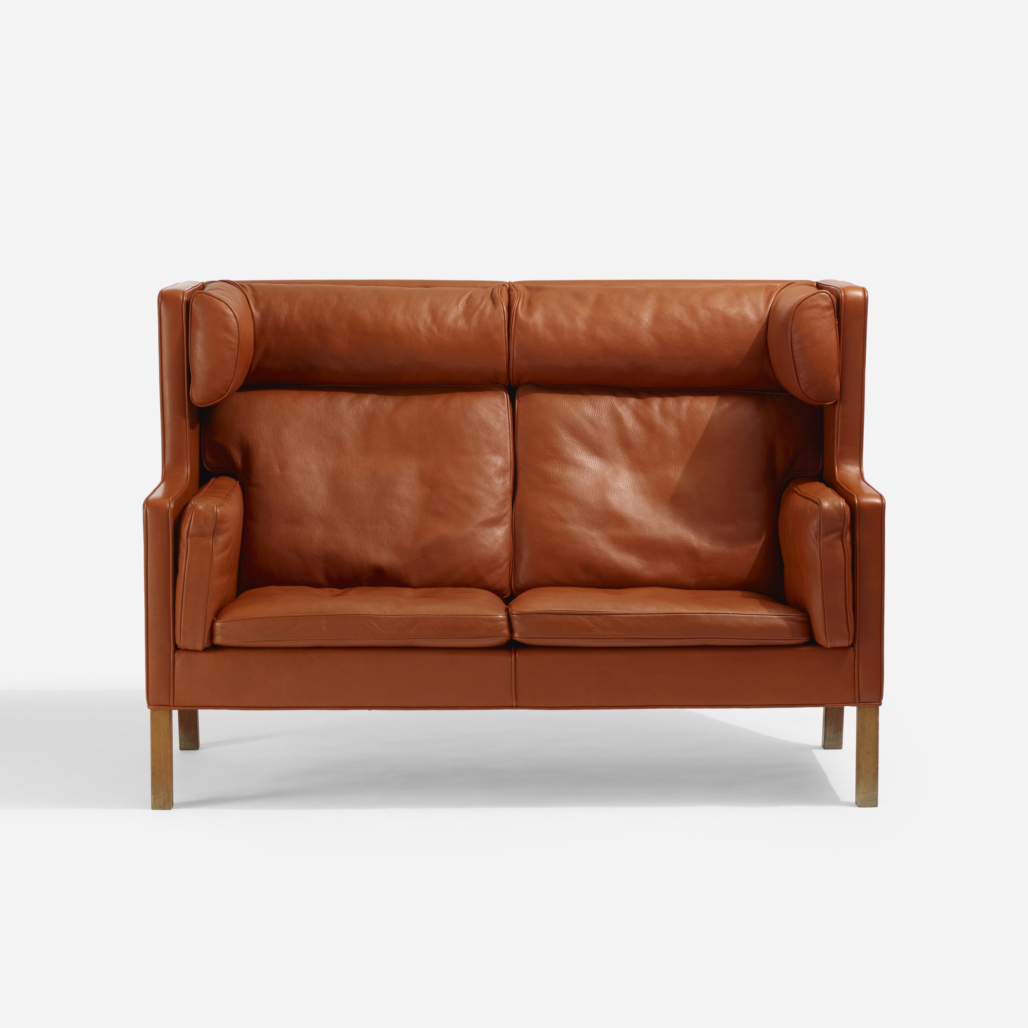199: Børge Mogensen / Coupé settee, model 2192 (2 of 4)