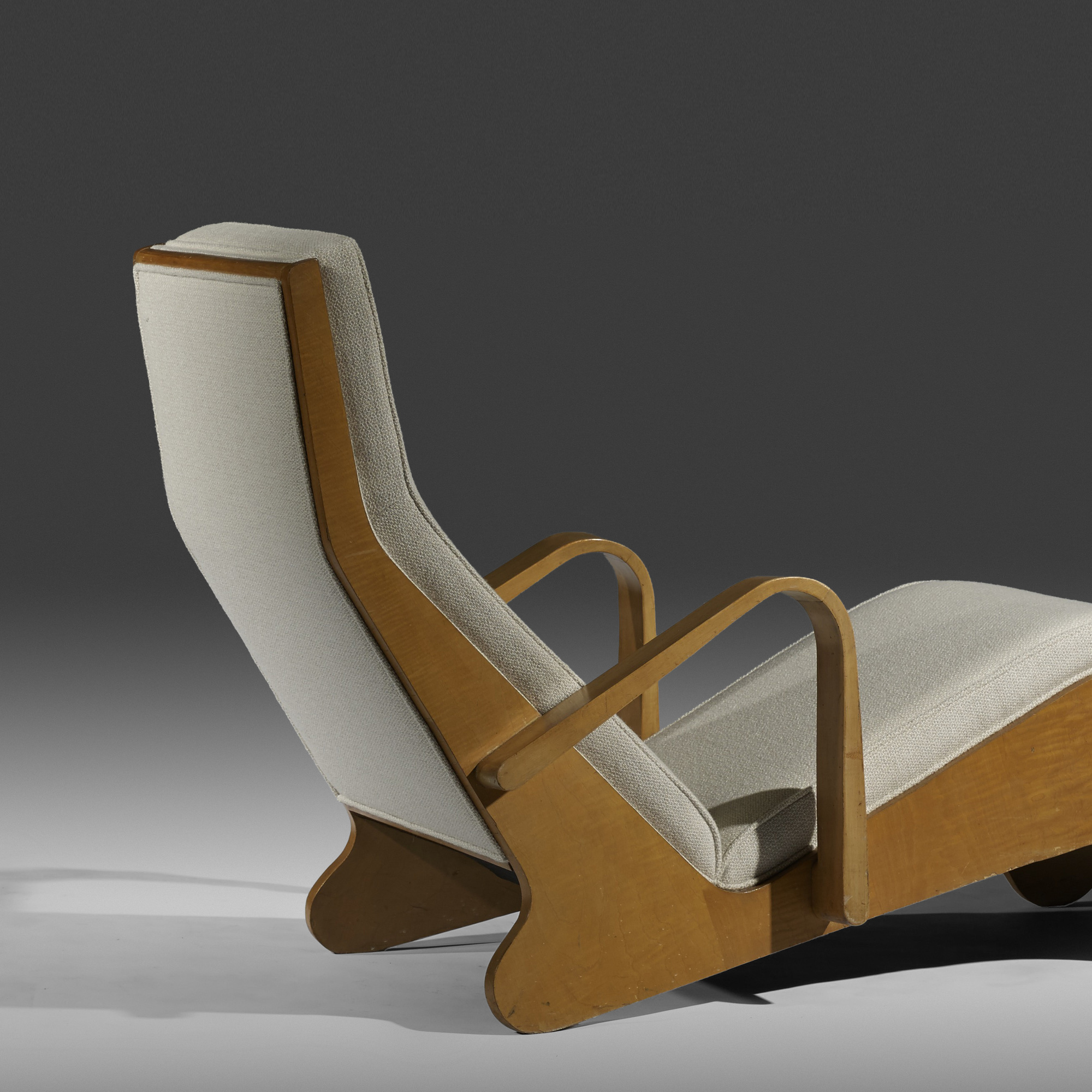 ... 19: Marcel Breuer / Rare Chaise Lounge (3 Of 3)