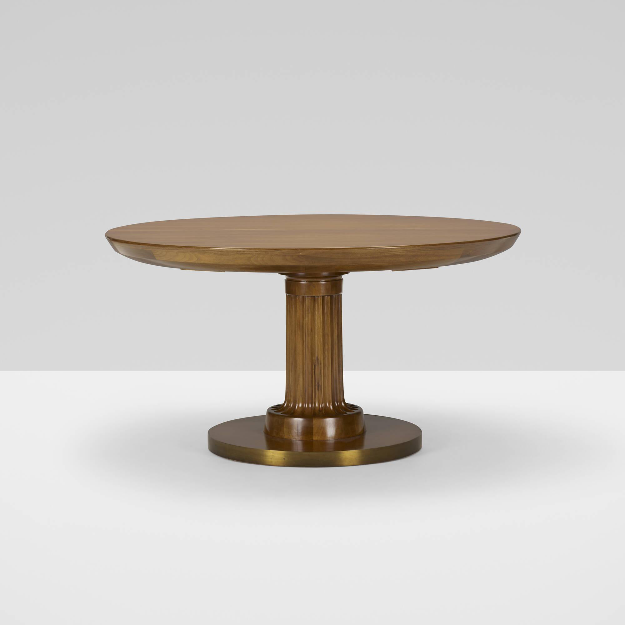 200: T.H. Robsjohn Gibbings / Dining Table, Model No.