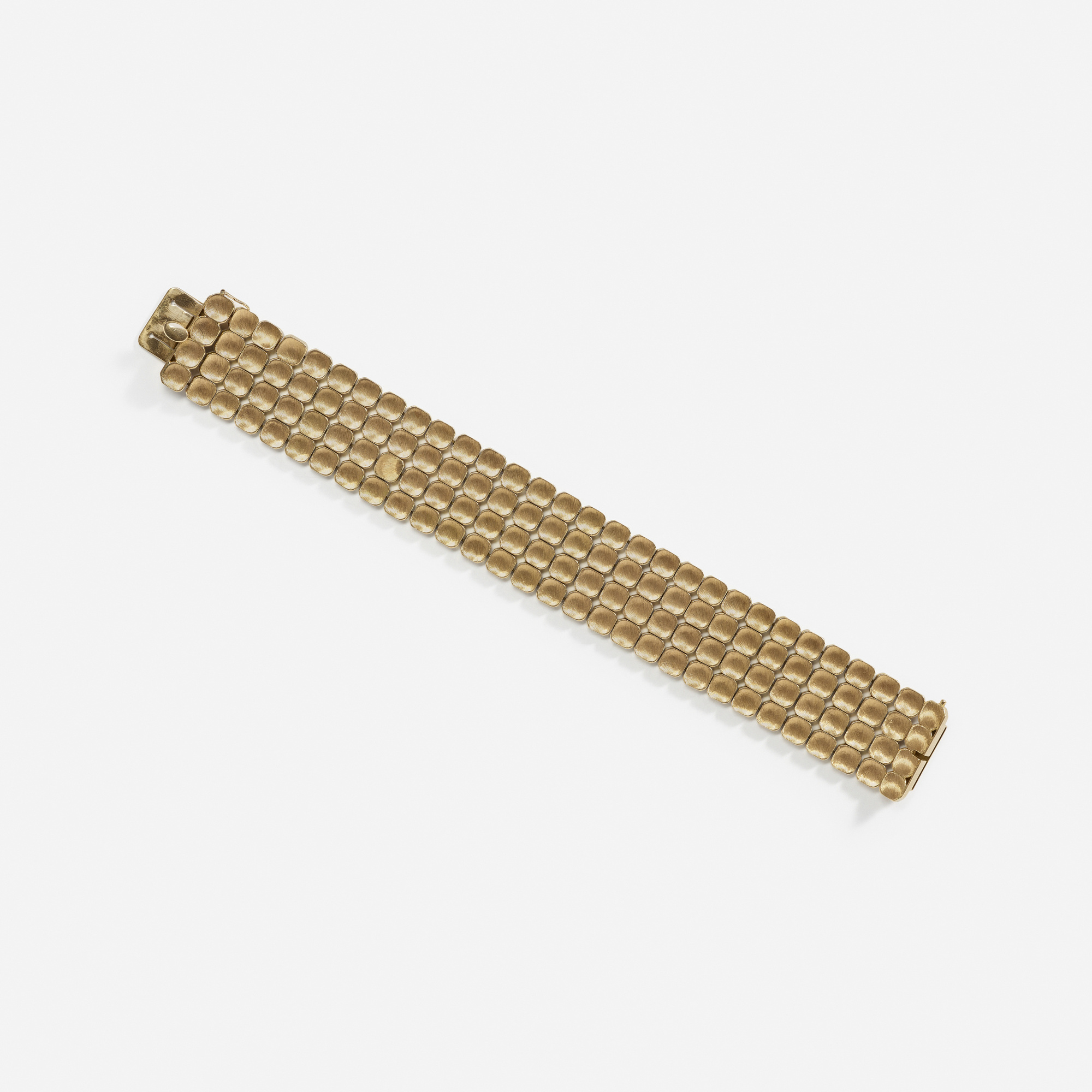 200: Mario Buccellati / A gold bracelet (1 of 1)