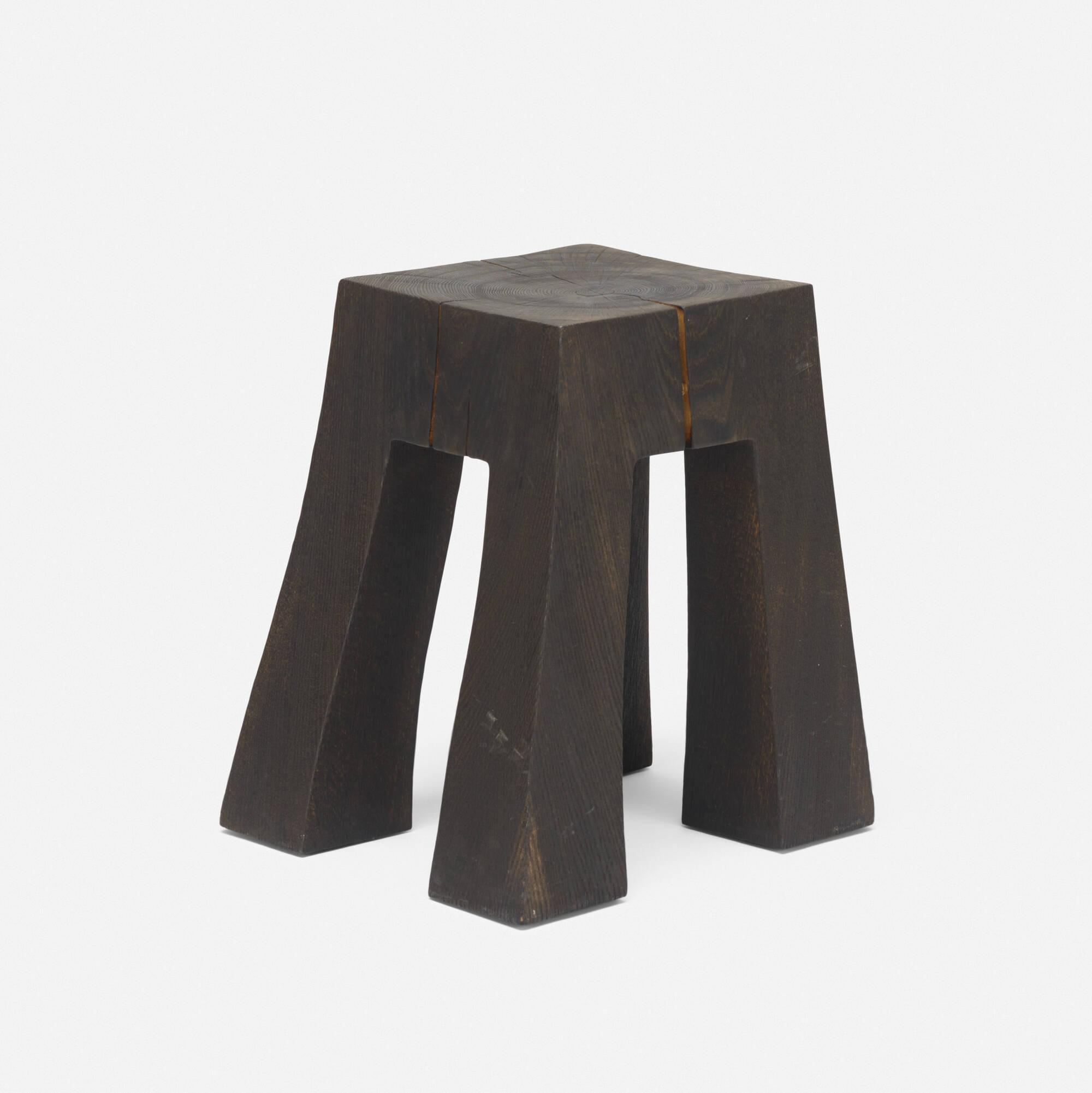 200: Lars Zech / stool (1 of 3)