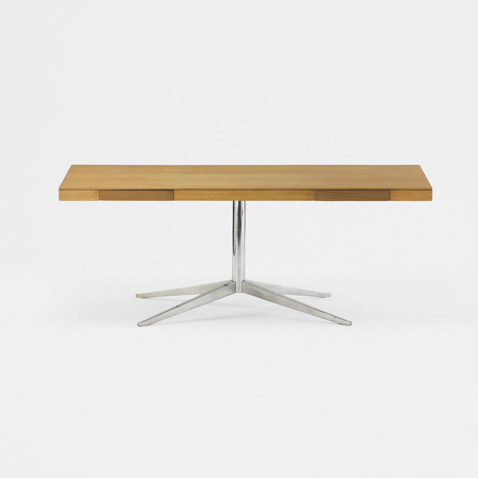 200 Florence Knoll Executive Desk 1 Of 3
