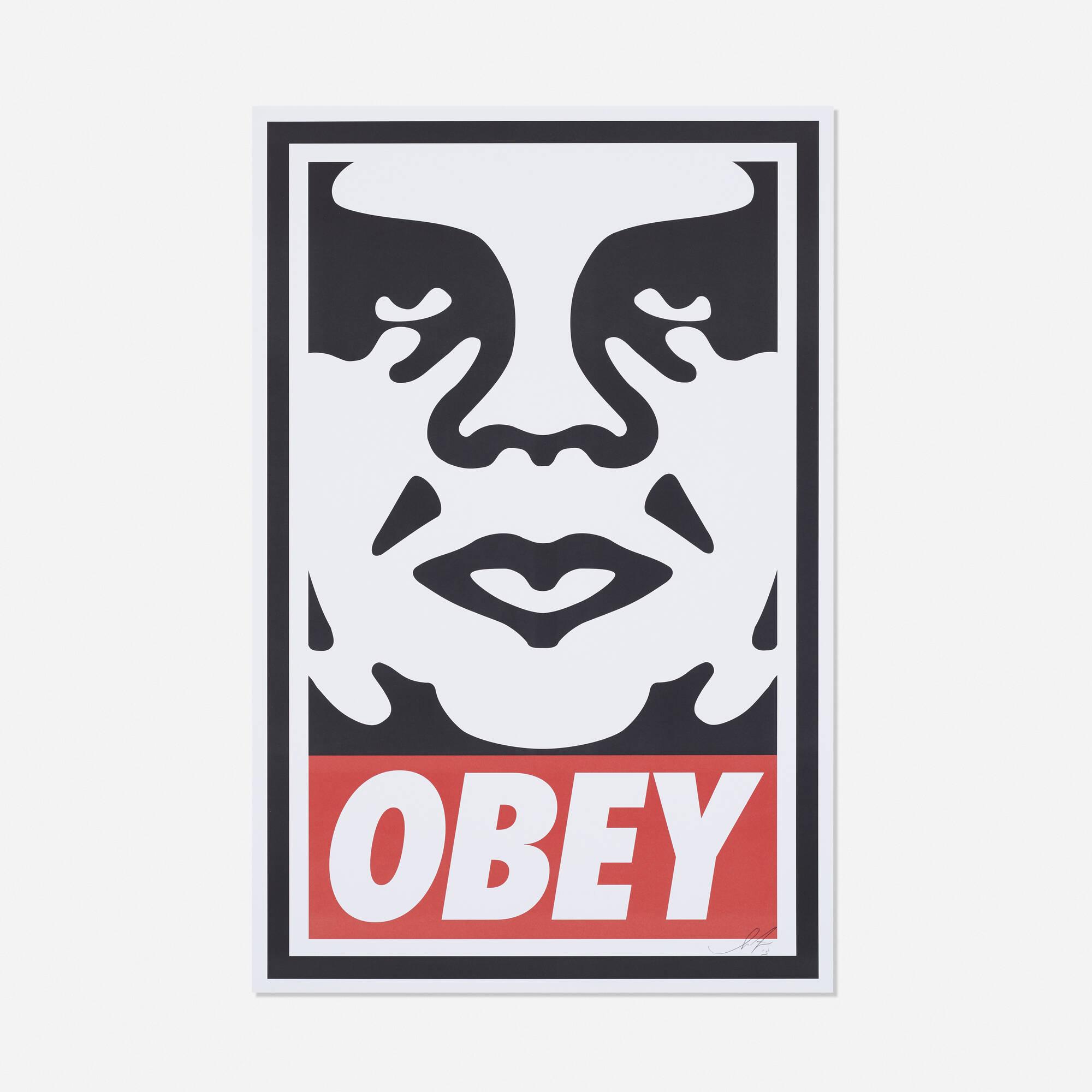 200: SHEPARD FAIREY, Obey