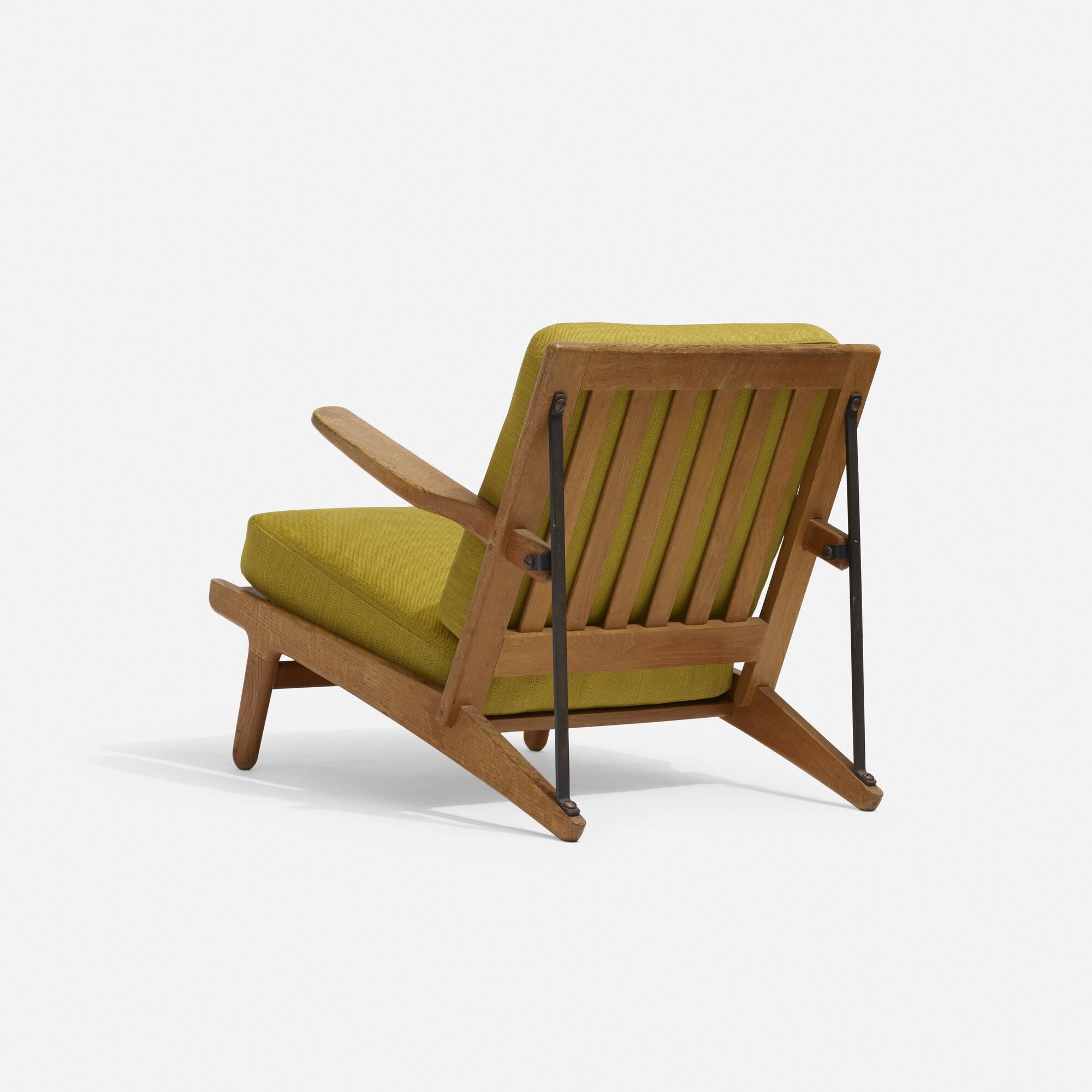 200: Børge Mogensen / Lounge Chair (1 Of 3)