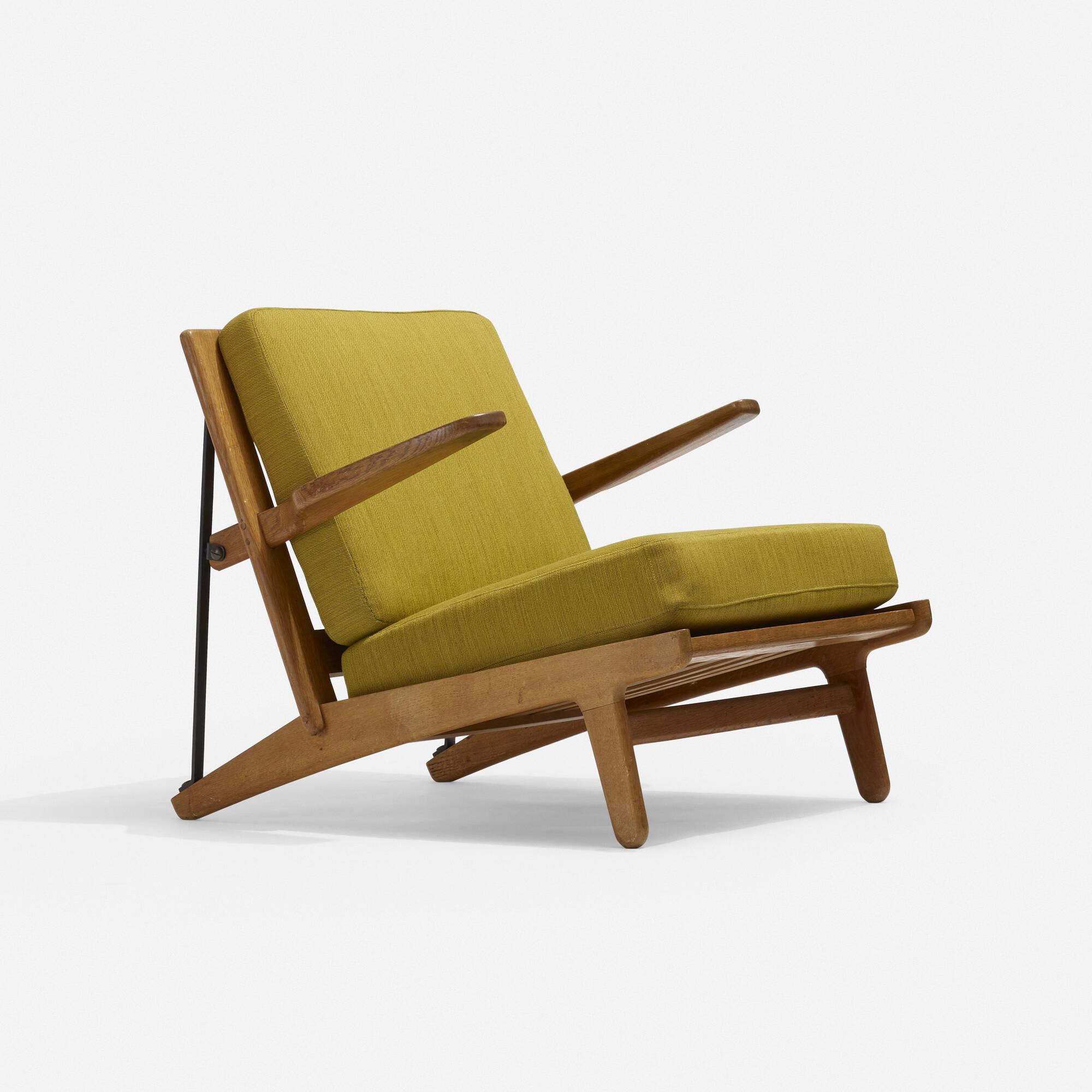 200: BØRGE MOGENSEN, lounge chair < Scandinavian Design , 26 April ...