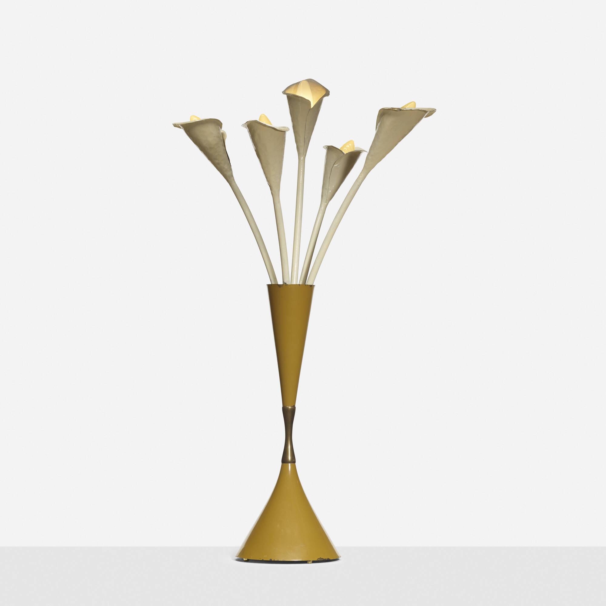 201: Angelo Lelii / Calla table lamp (1 of 1)
