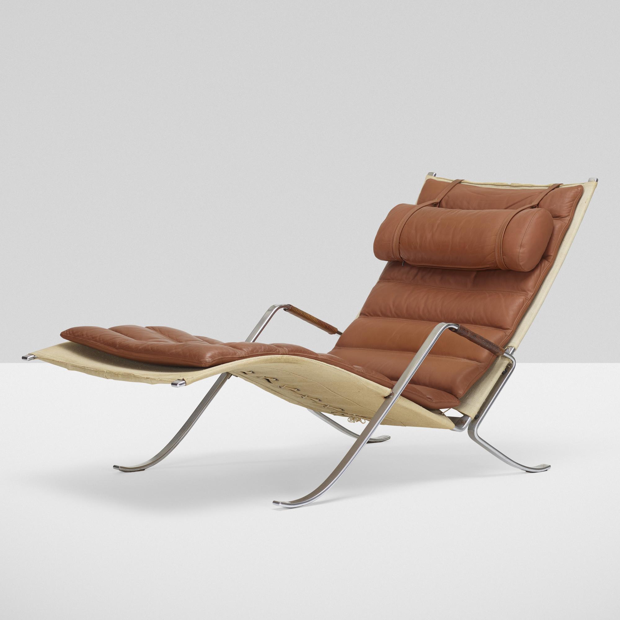 201: PREBEN FABRICIUS AND JØRGEN KASTHOLM, Grasshopper chaise lounge
