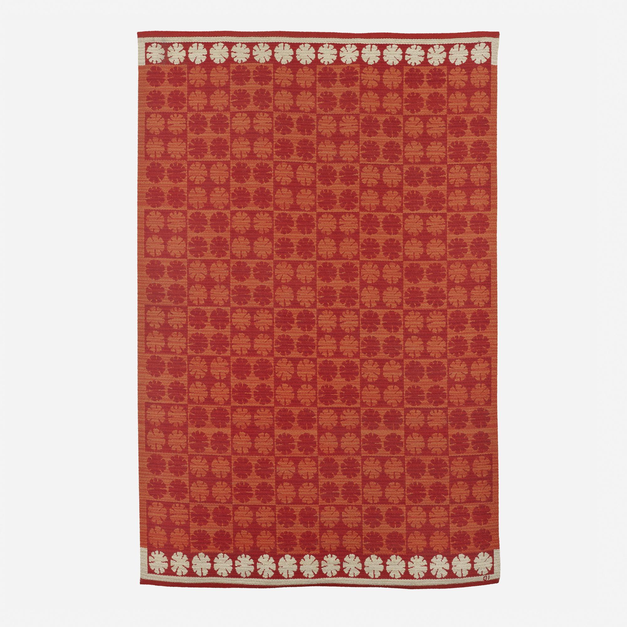 201: Ingrid Dessau / reversible flatweave carpet (2 of 2)