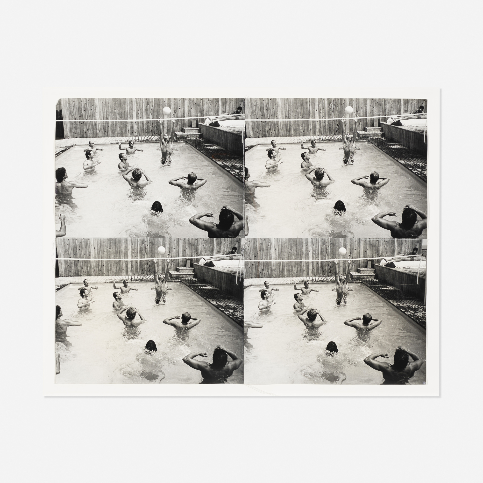 202: Andy Warhol / Pool Party (1 of 1)