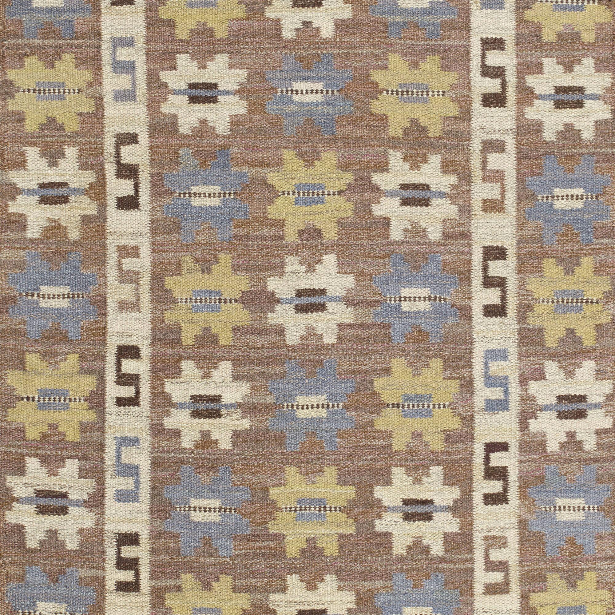 202: Märta Måås-Fjetterström / Sipporna flatweave carpet (2 of 3)