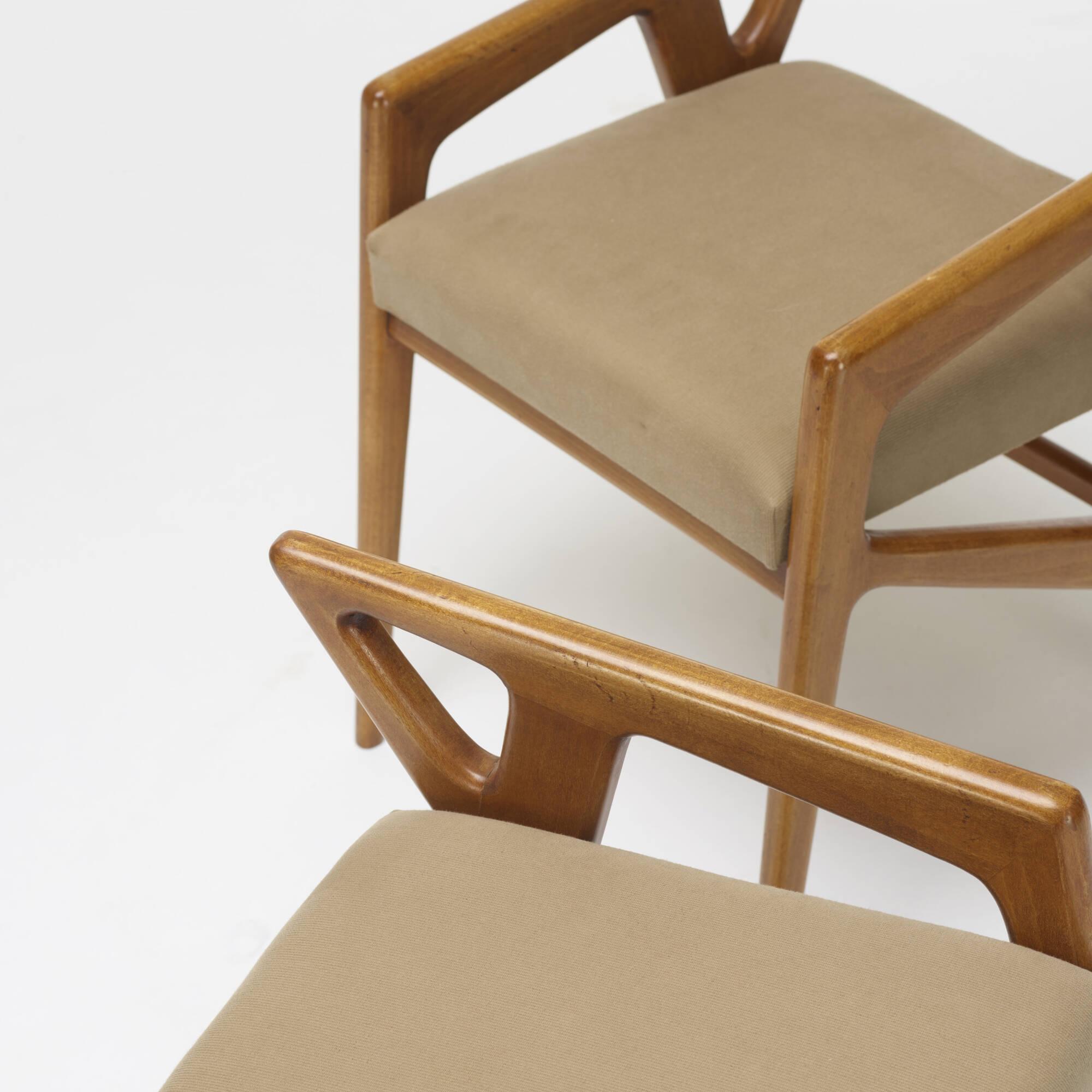 202: Gio Ponti / benches, pair (3 of 3)