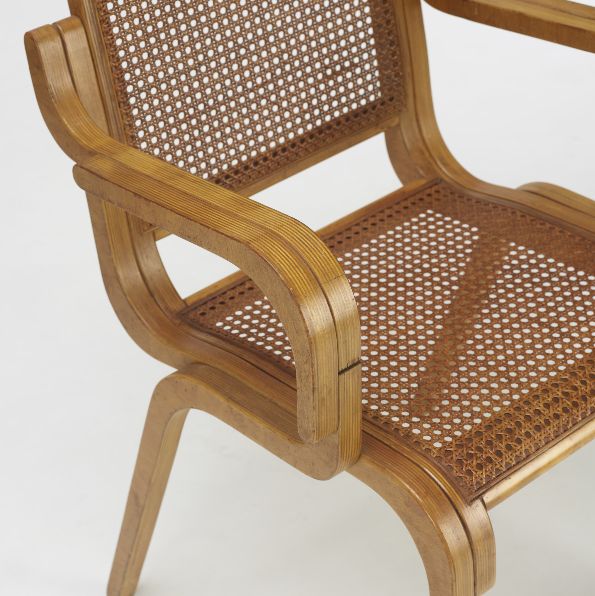 202: Marcel Breuer / rare prototype armchair and side chair (3 of 3)