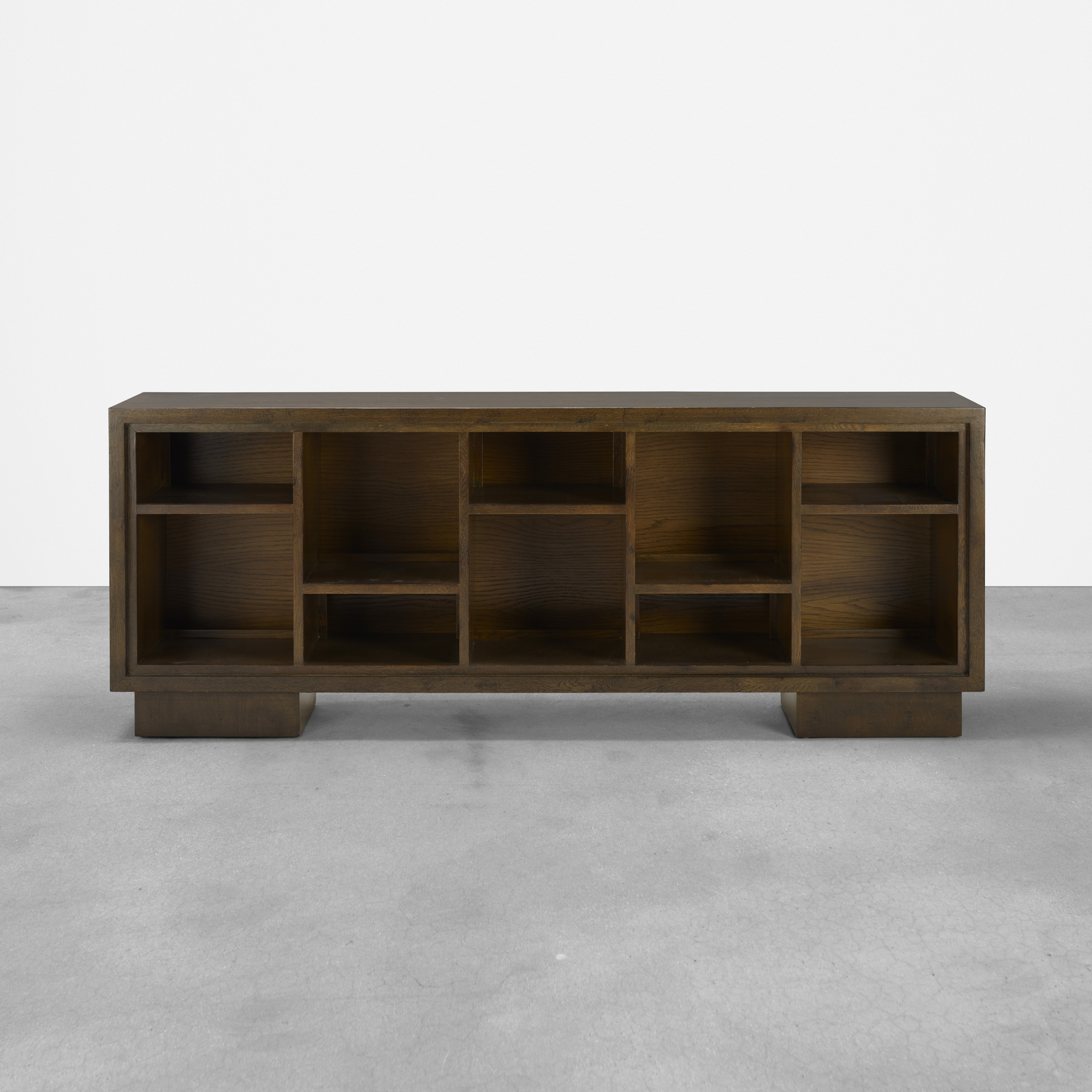 203: Samuel Marx / bookcase from the Morton D. May House (1 of 2)