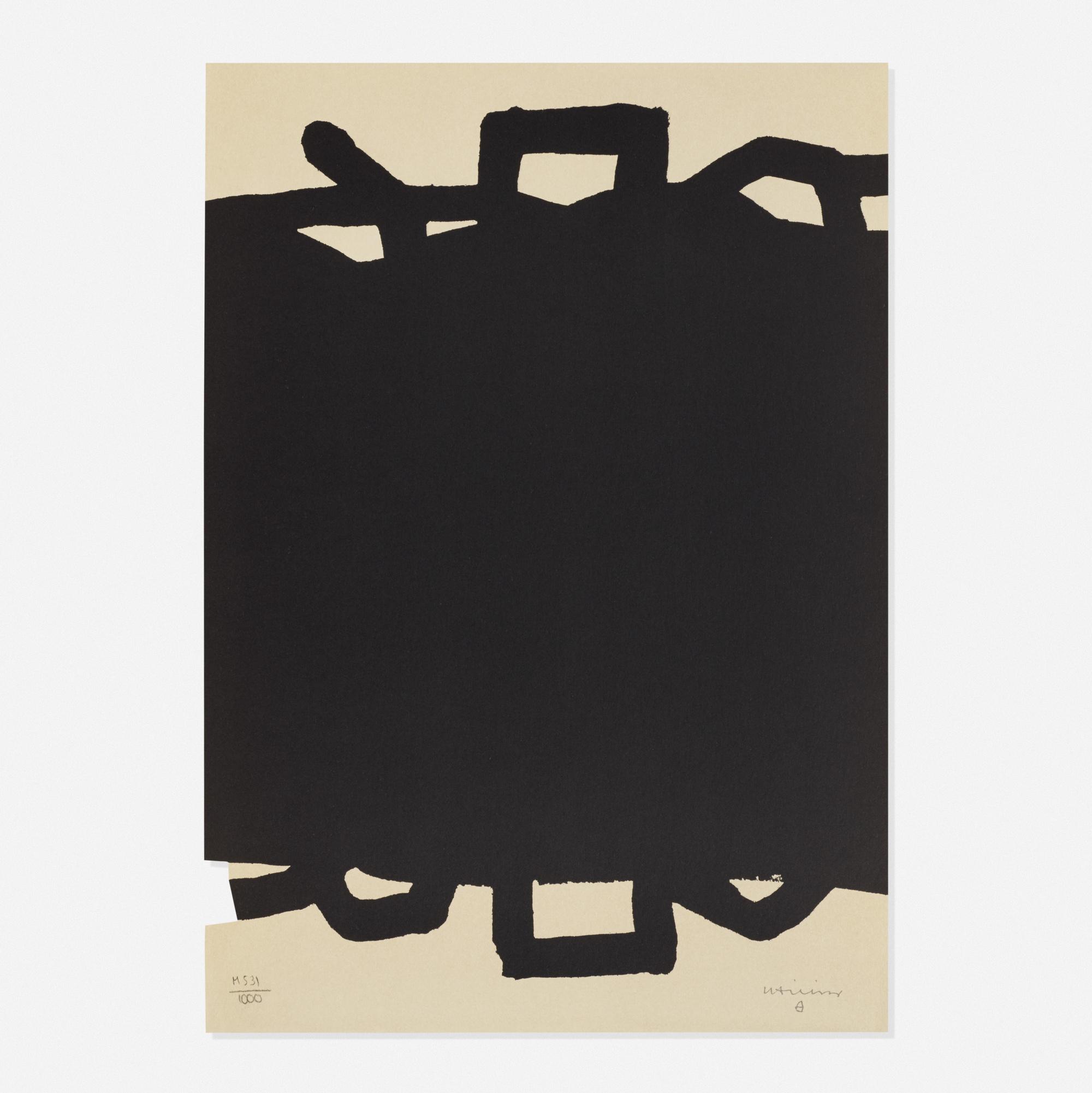 203: Eduardo Chillida / Untitled (1 of 1)