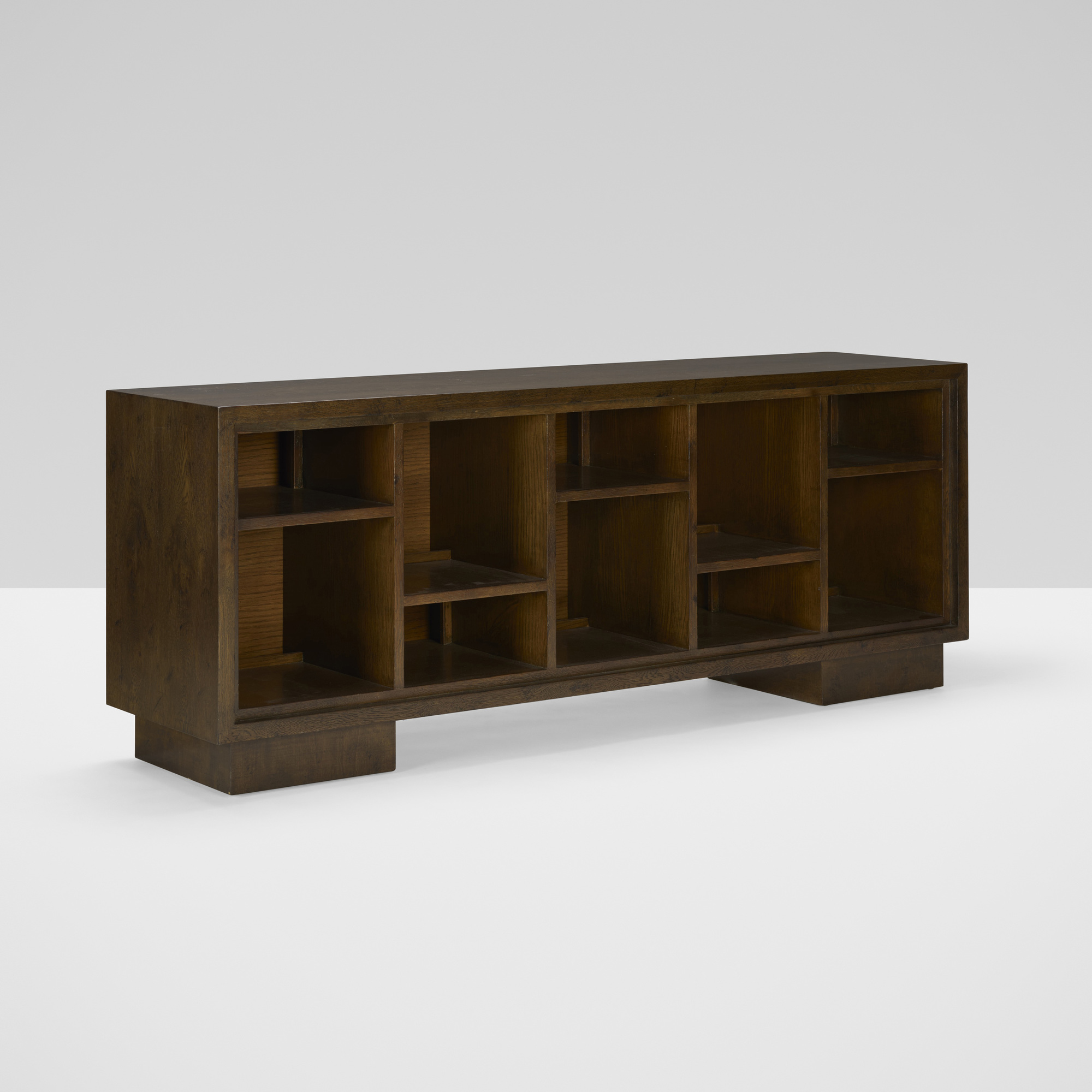 203: Samuel Marx / bookcase from the Morton D. May House (2 of 2)