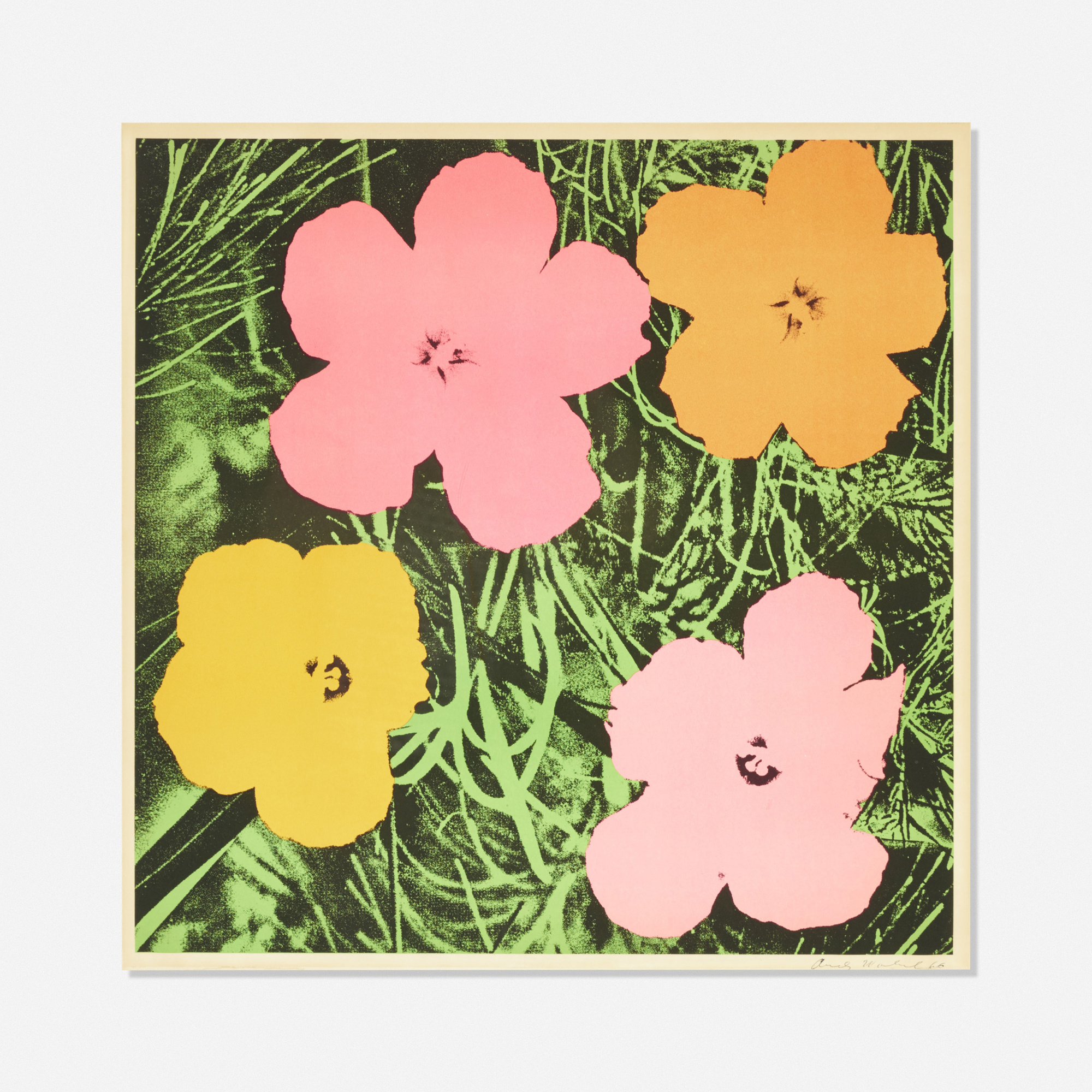 204: Andy Warhol / Flowers (1 of 1)