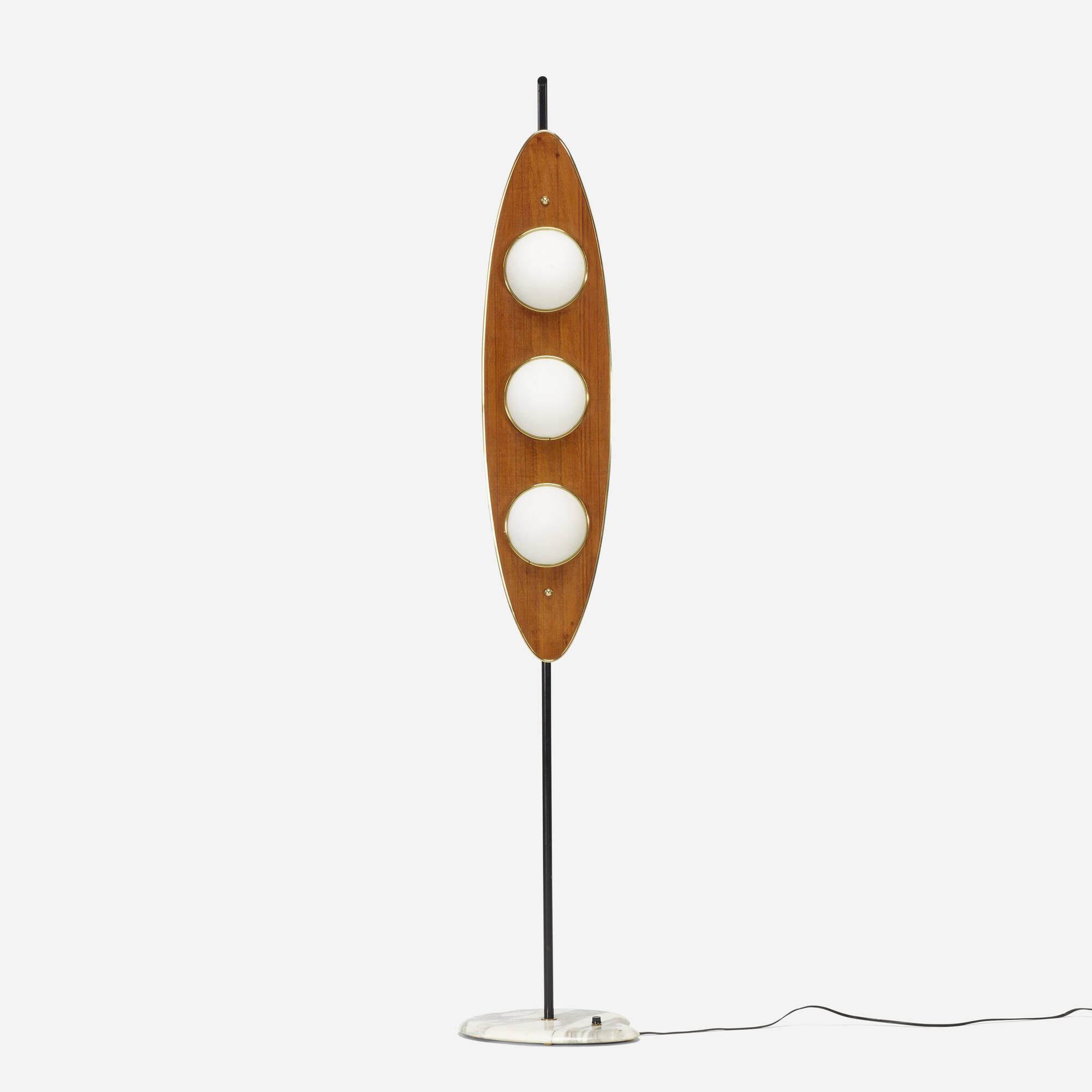 204: Modern / floor lamp (1 of 2)