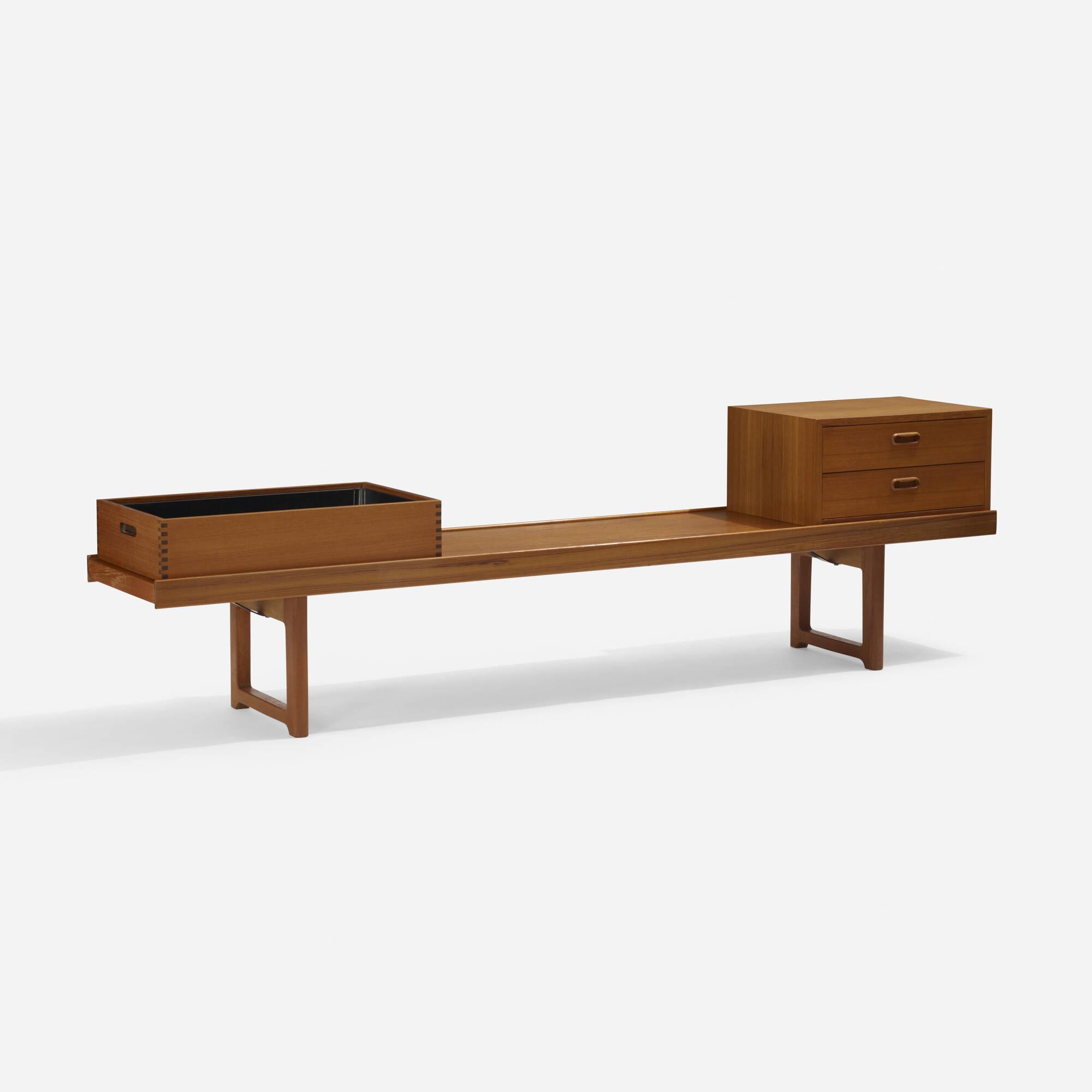 204: Torbjørn Afdal / Krobo bench and accessories (1 of 3)