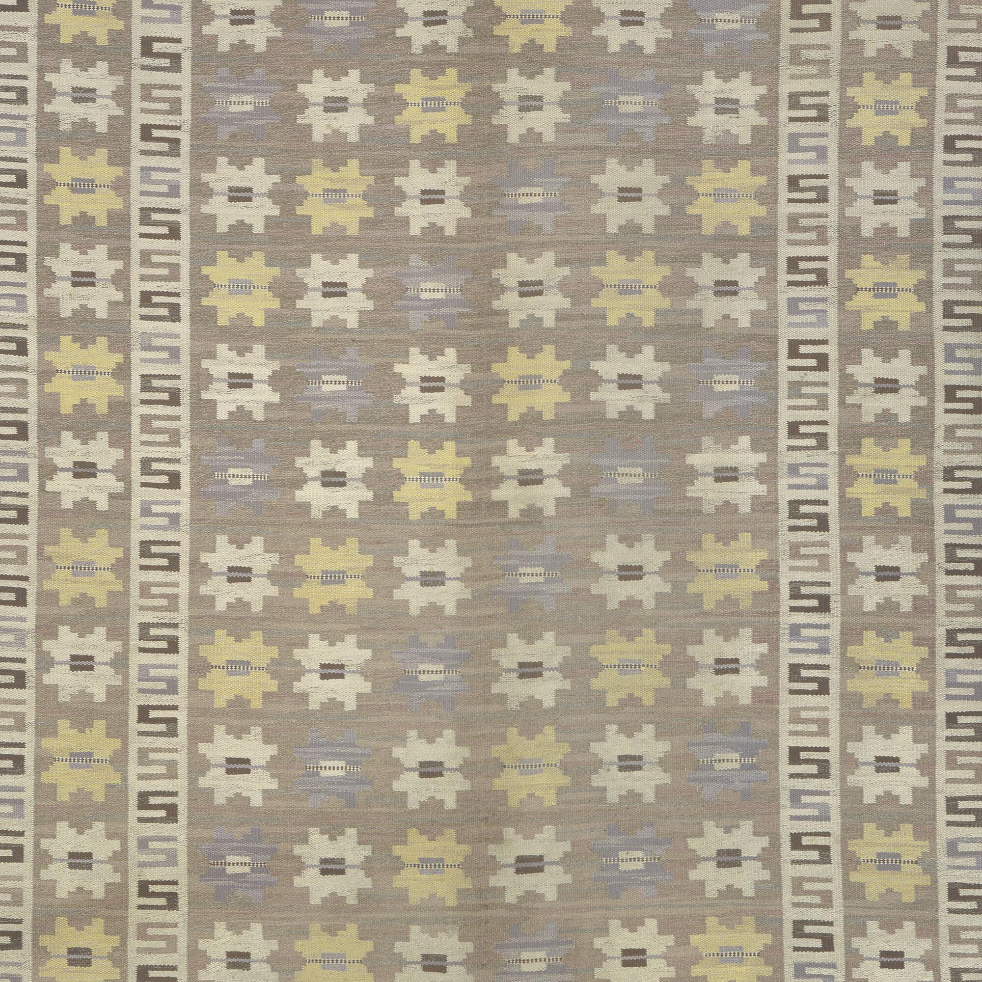 204: Märta Måås-Fjetterström / Sipporna flatweave carpet (2 of 2)