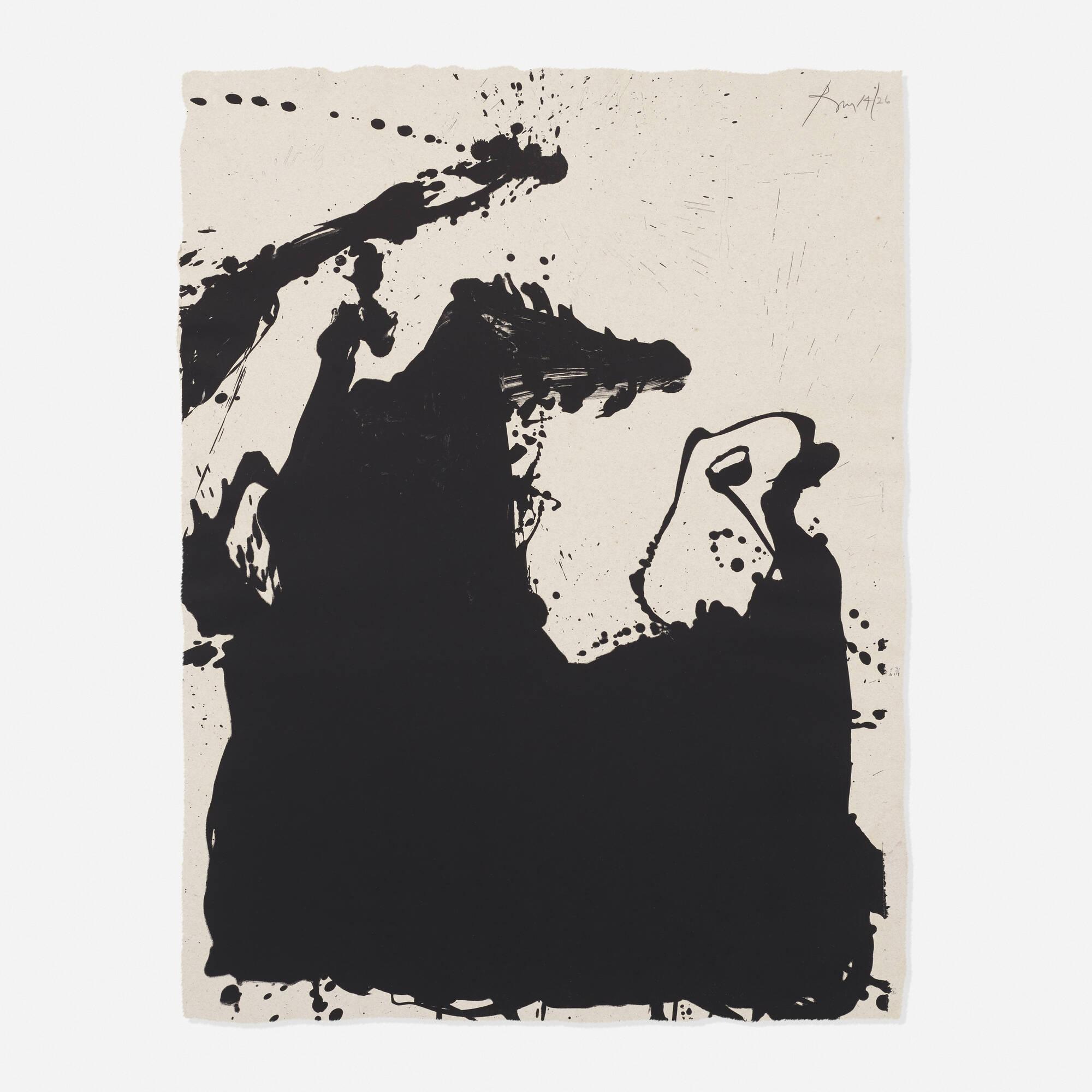 205: Robert Motherwell / Monster (1 of 1)