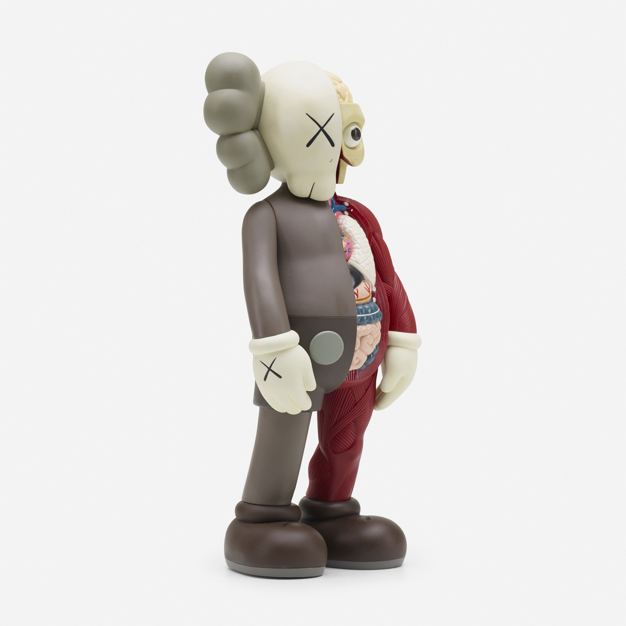 2093c0f7c45c ... 205  KAWS (Brian Donnelly)   Companion – Dissected Brown Colorway (2 of