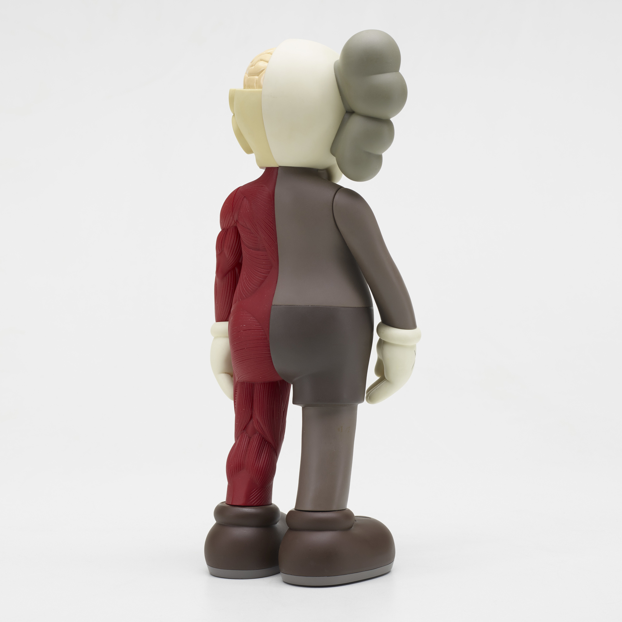 fbb9e46636af ... 205  KAWS (Brian Donnelly)   Companion – Dissected Brown Colorway (3 of
