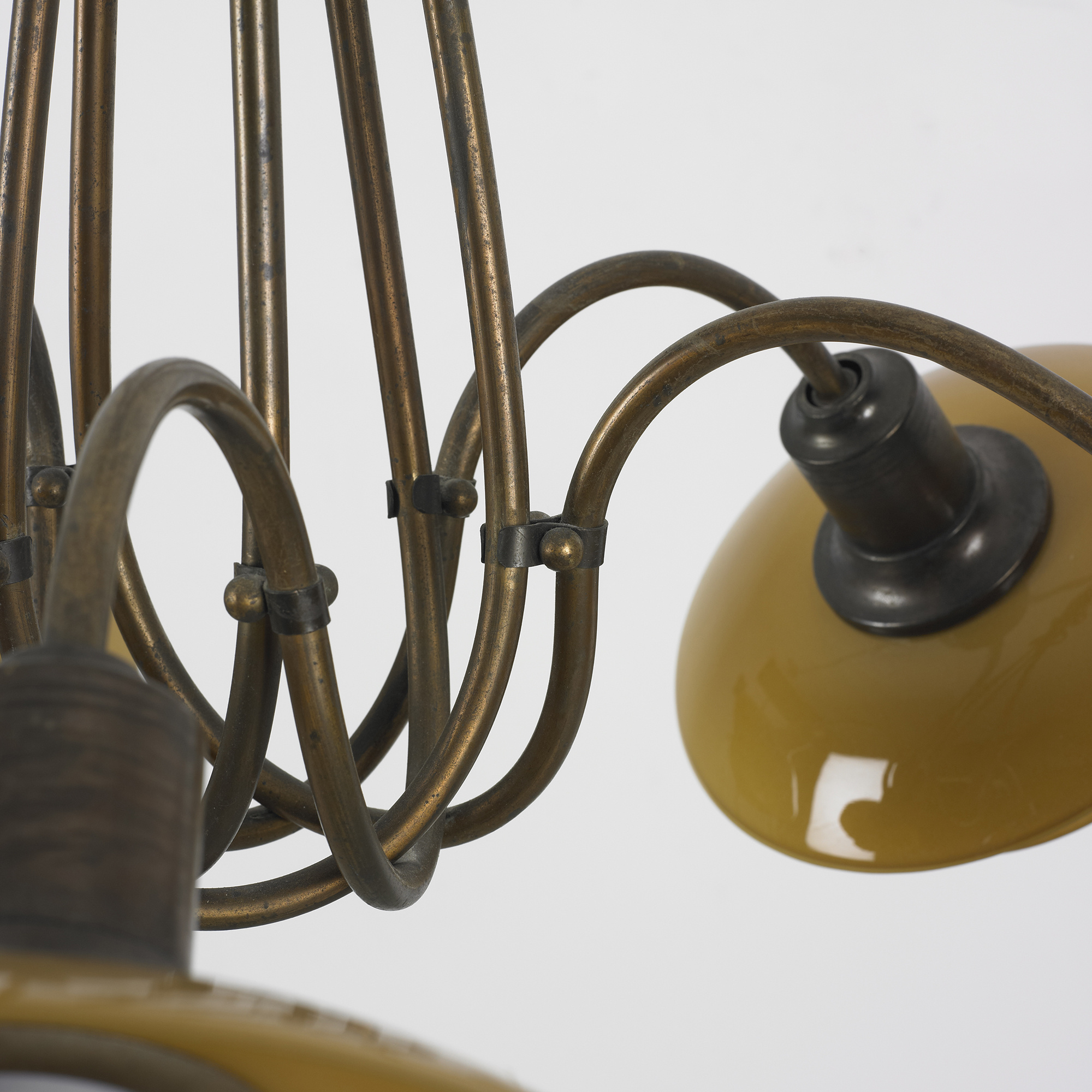 205: POUL HENNINGSEN, PH Basket Hanging Lamp