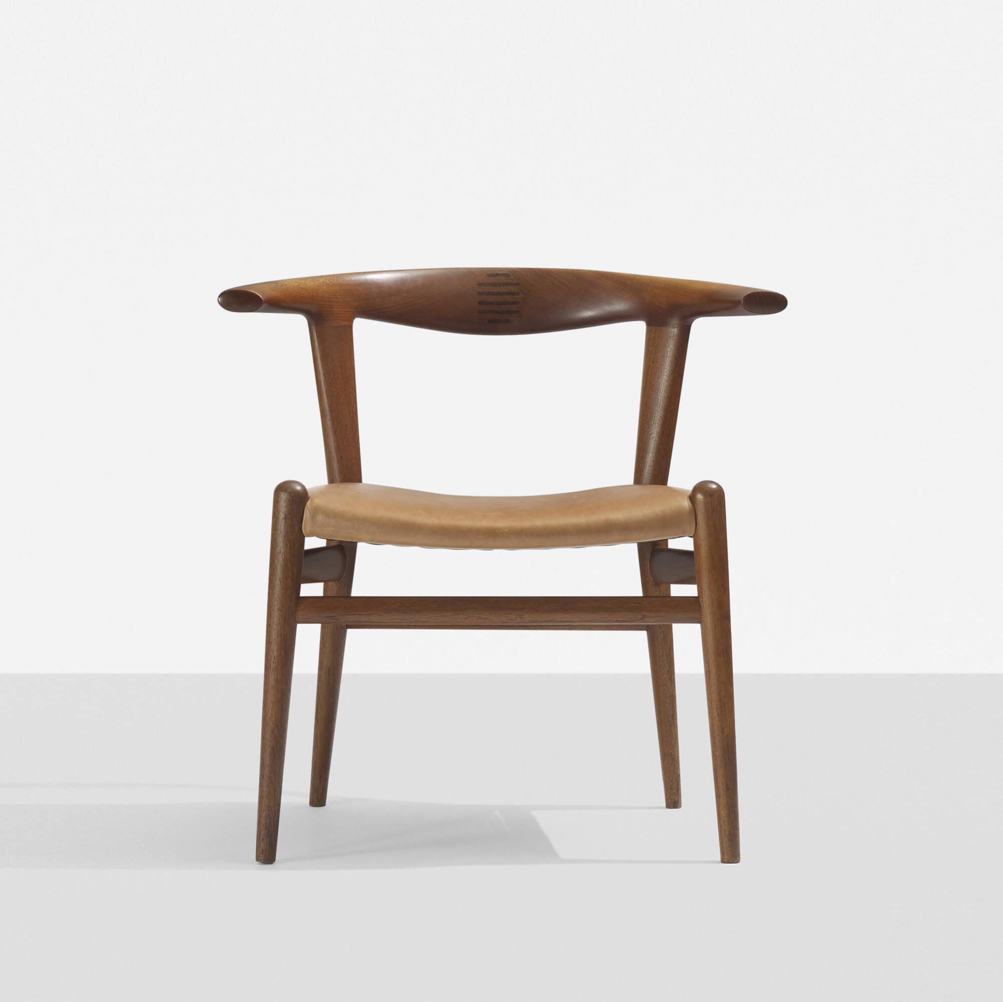 206 HANS J WEGNER, Bull Horn chair