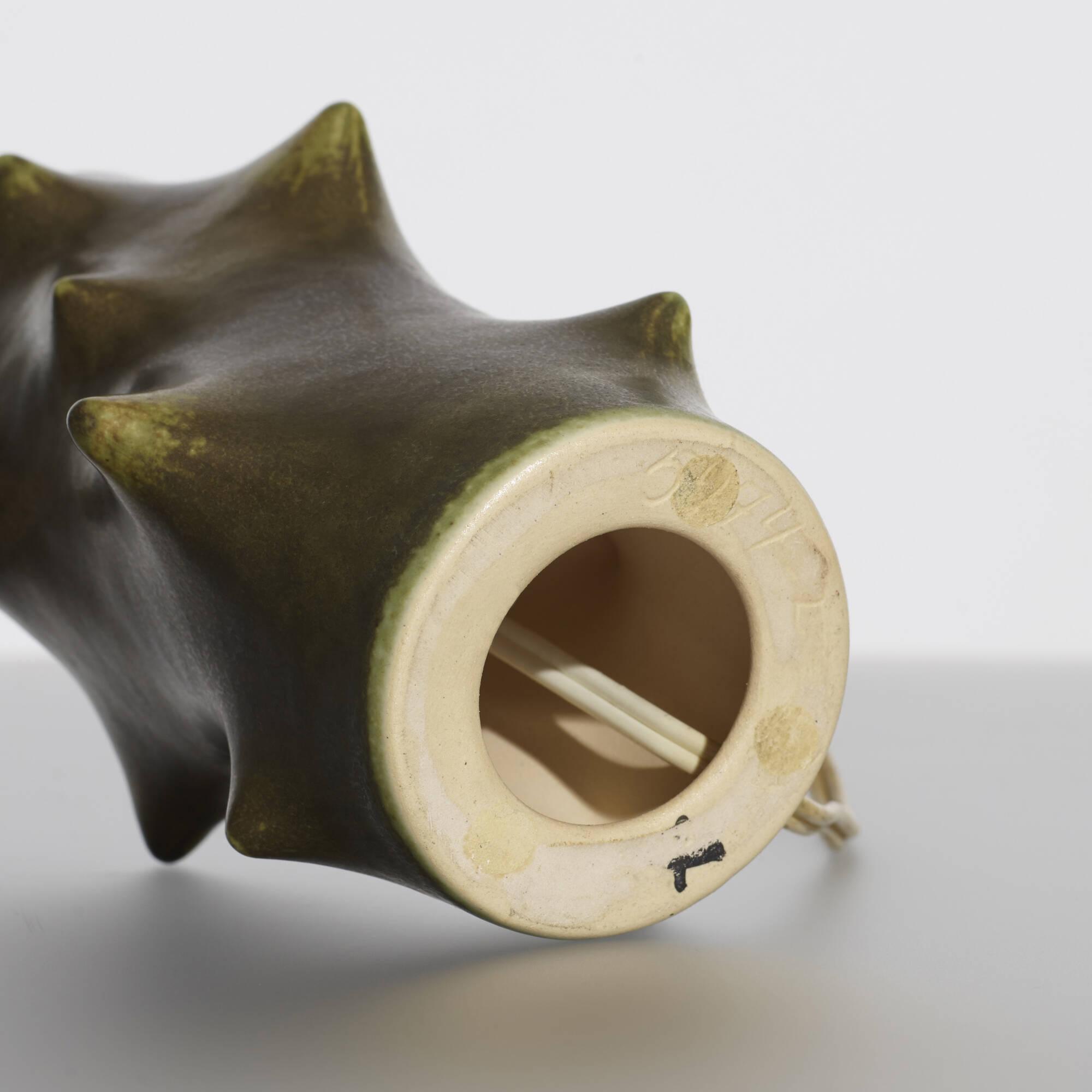 206: Knud Basse / table lamps, pair (2 of 2)