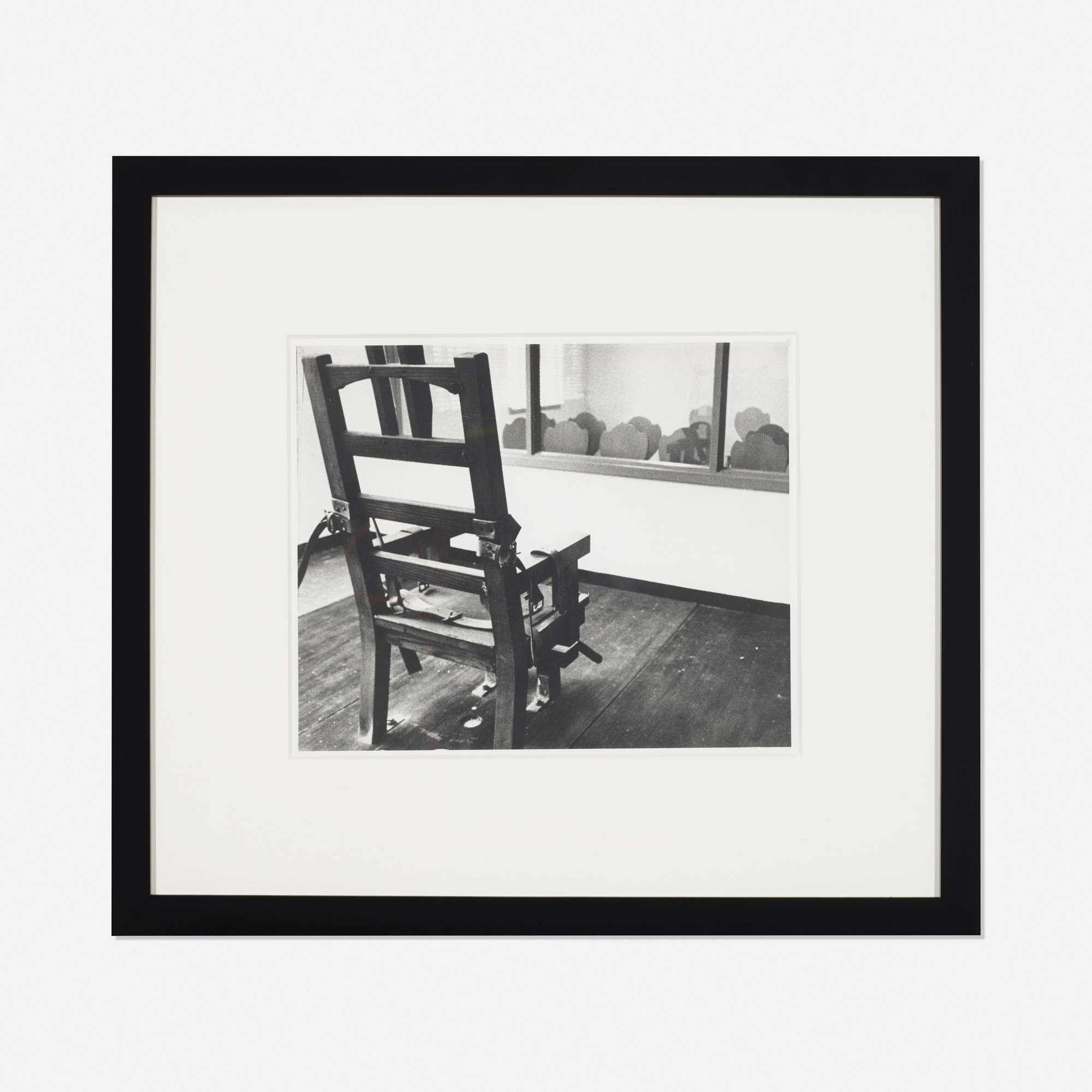 207: Andy Warhol / Untitled (Electric Chair) (1 of 2)