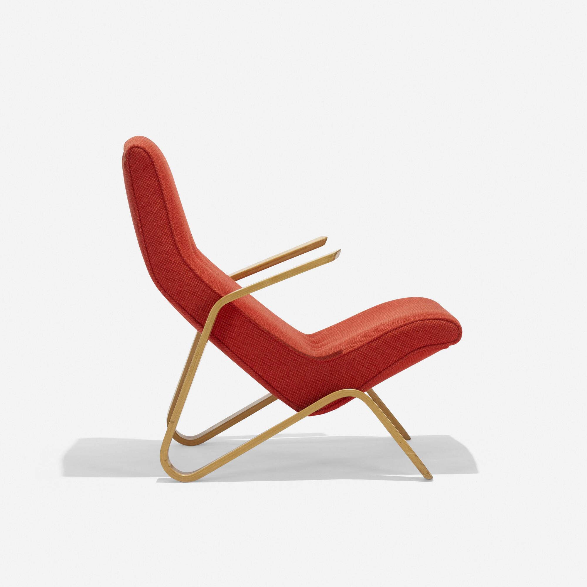 207 Eero Saarinen Grasshopper Chair 2 Of 4