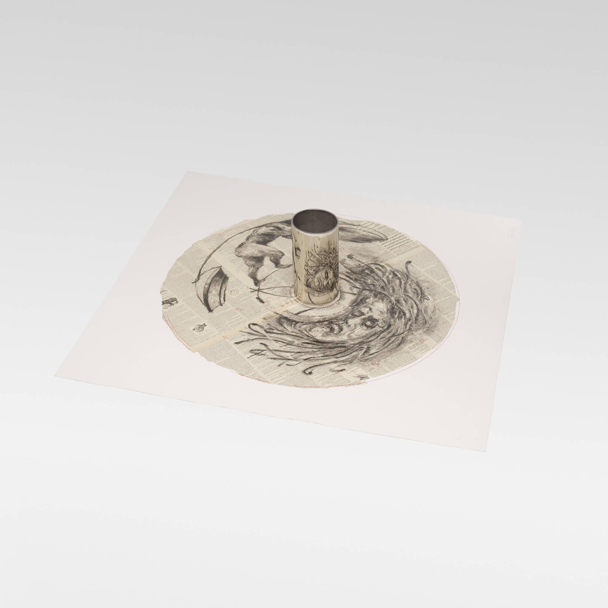 208: William Kentridge / Medusa (1 of 3)