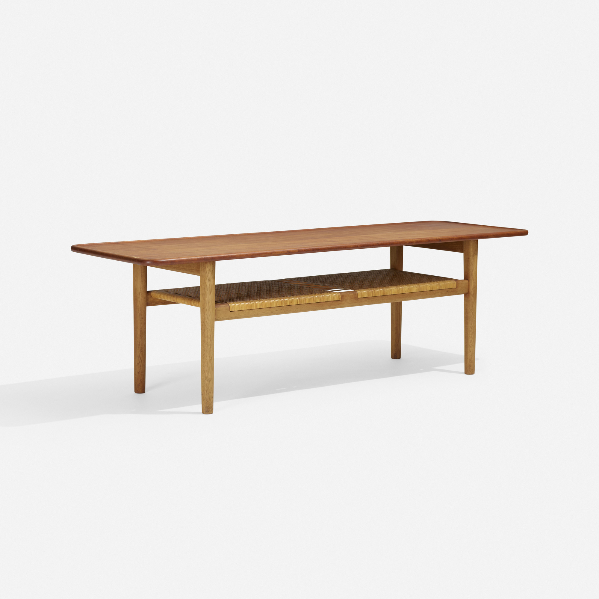 208 Hans J Wegner Coffee Table Model At 10