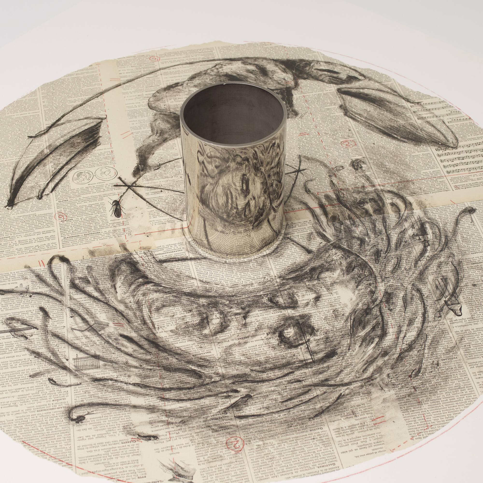 208: William Kentridge / Medusa (2 of 3)