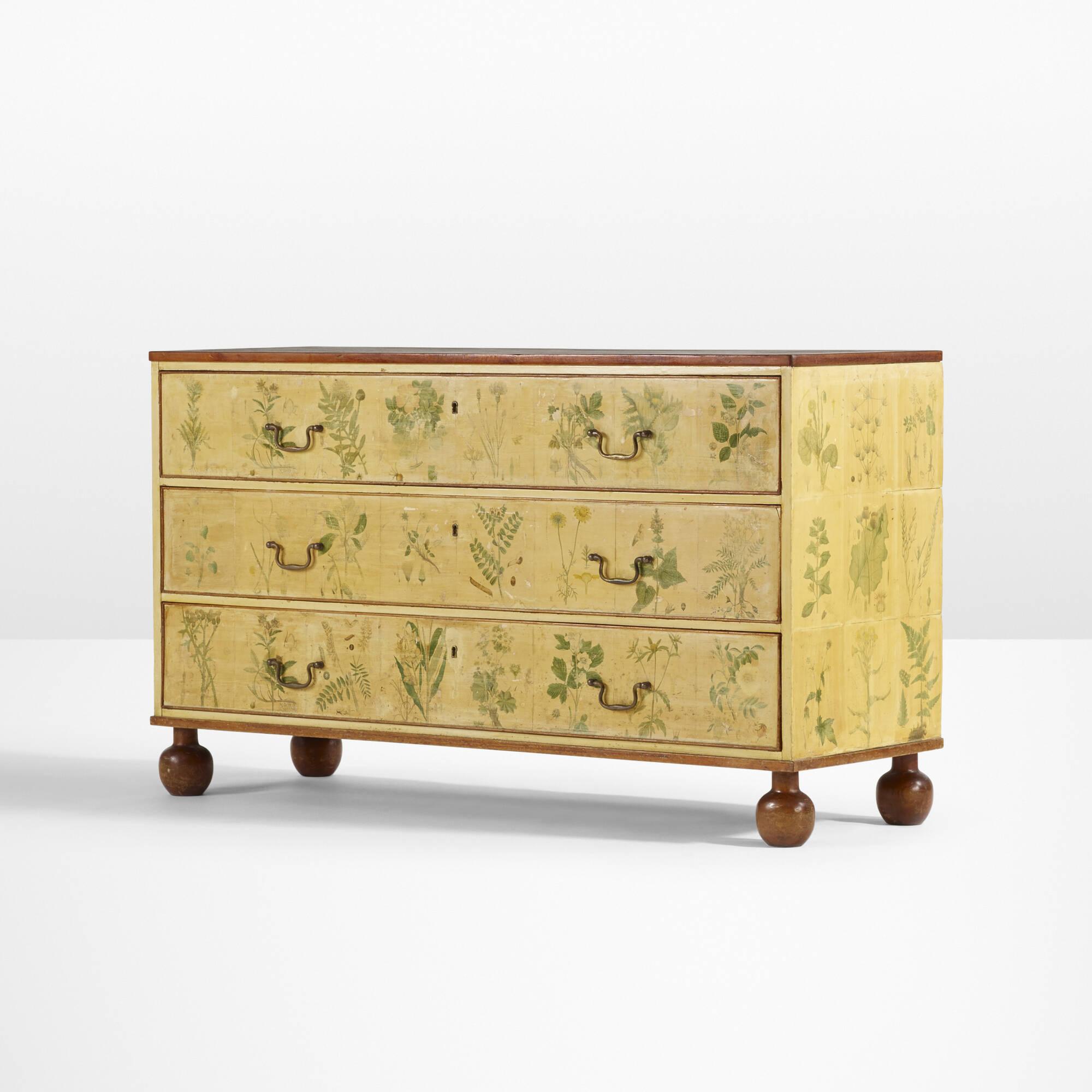 20: Josef Frank / Important Flora cabinet (1 of 4)