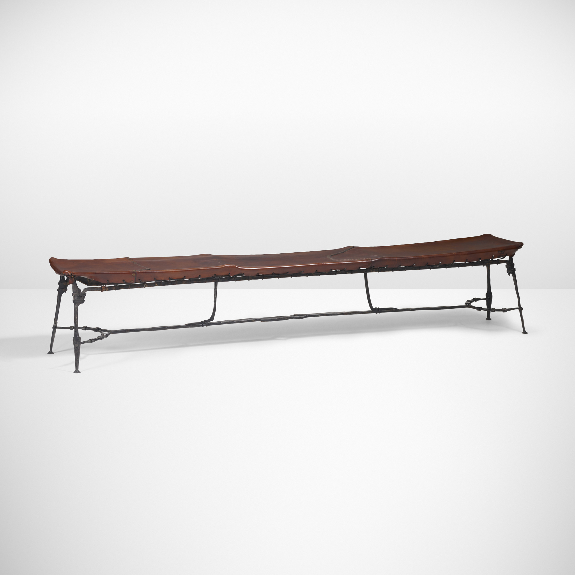 20: Sido and François Thevenin / Rare bench (1 of 4)