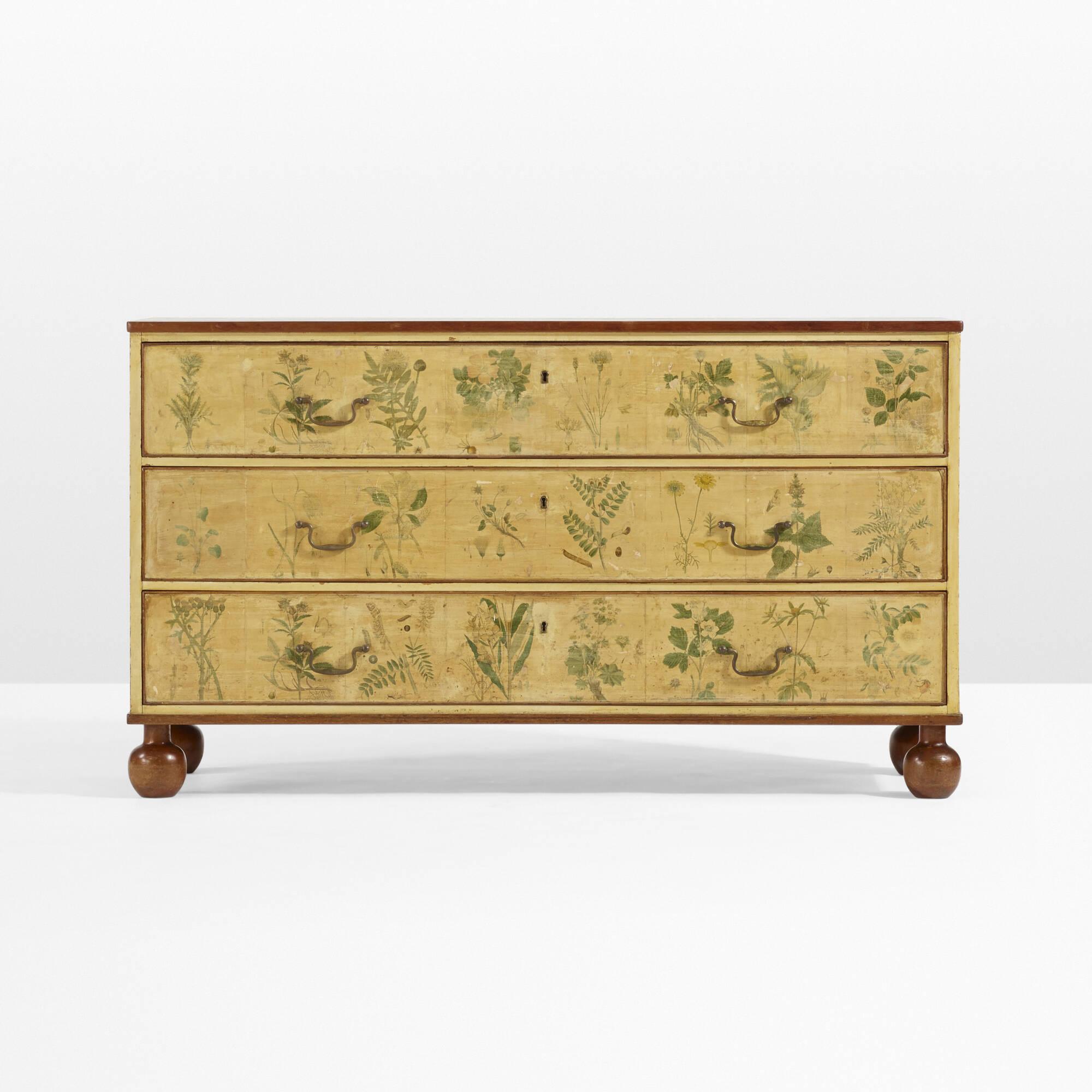 20: Josef Frank / Important Flora cabinet (2 of 4)