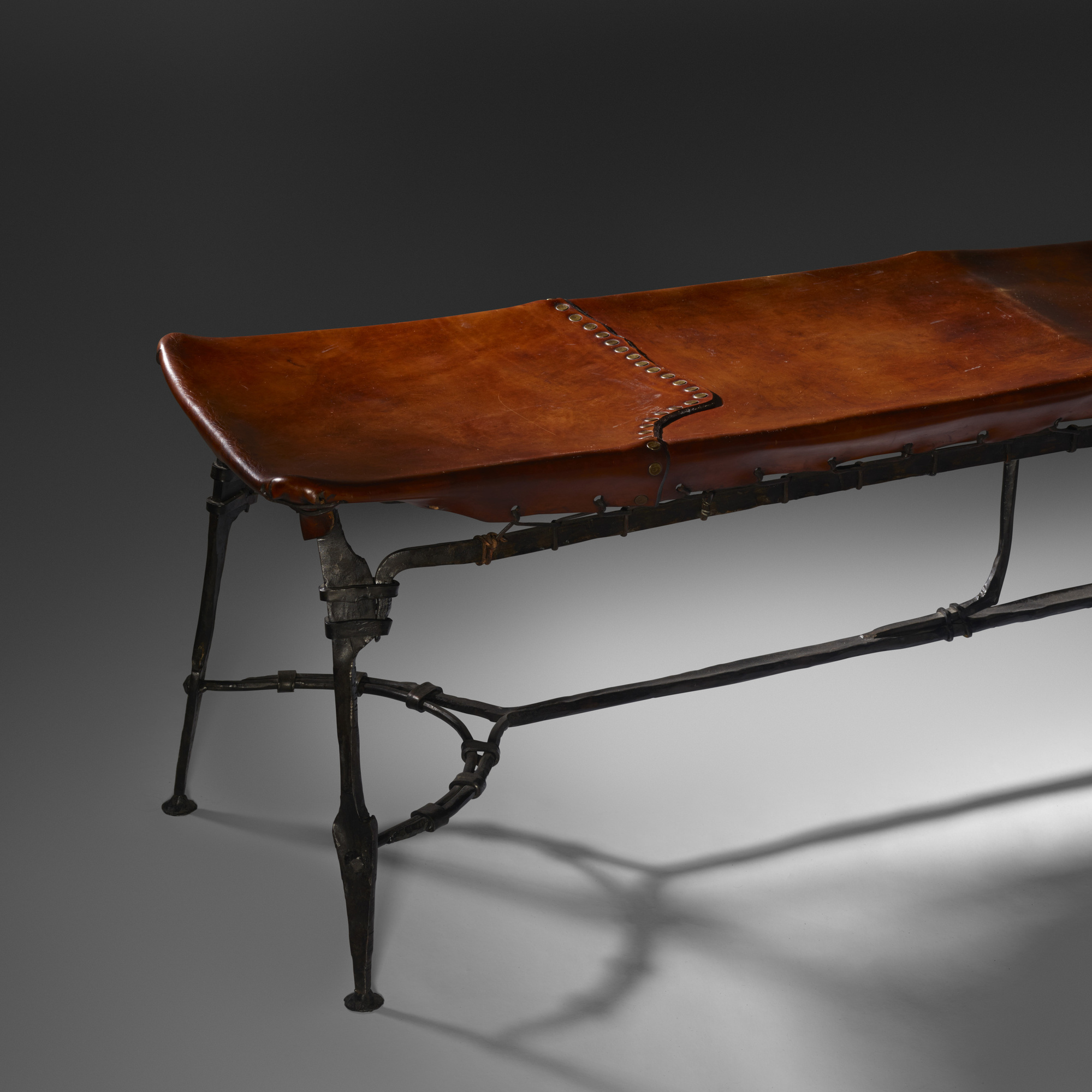 20: Sido and François Thevenin / Rare bench (2 of 4)