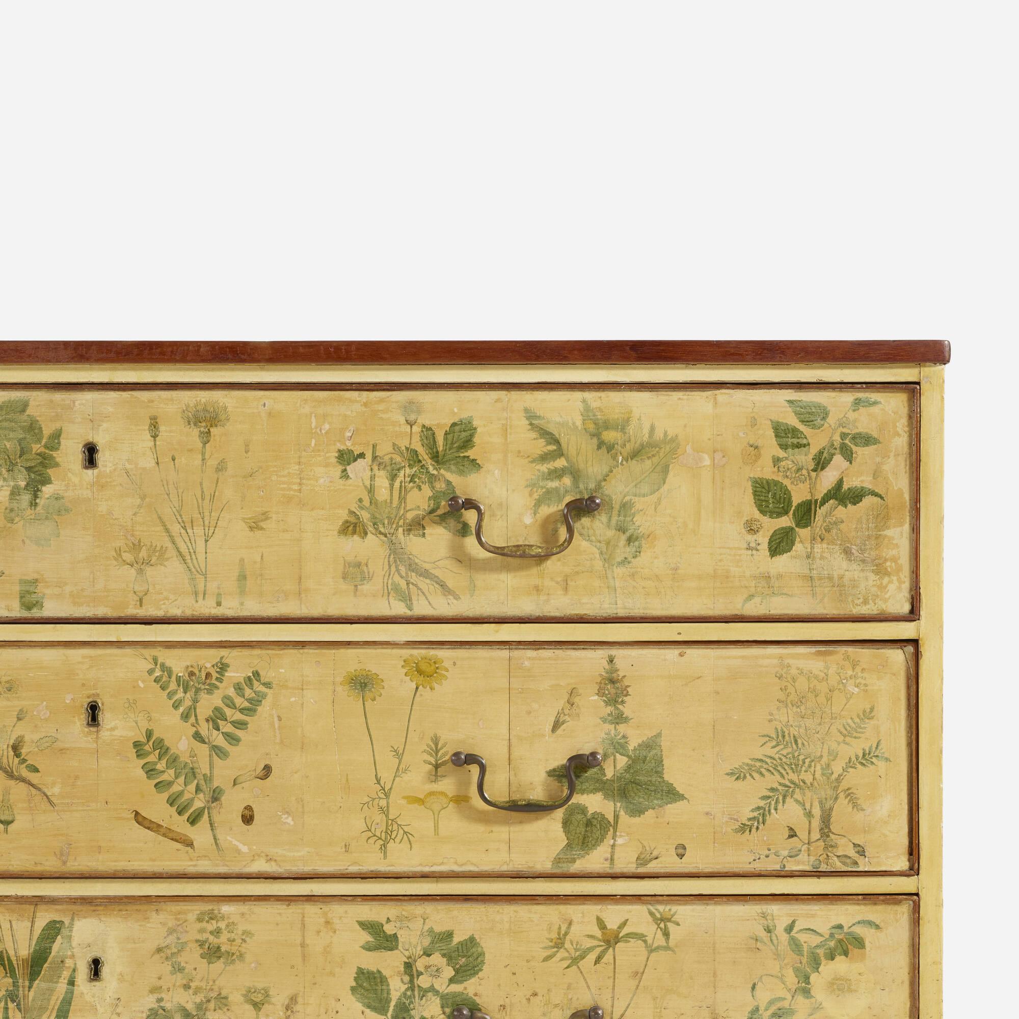 20: Josef Frank / Important Flora cabinet (3 of 4)
